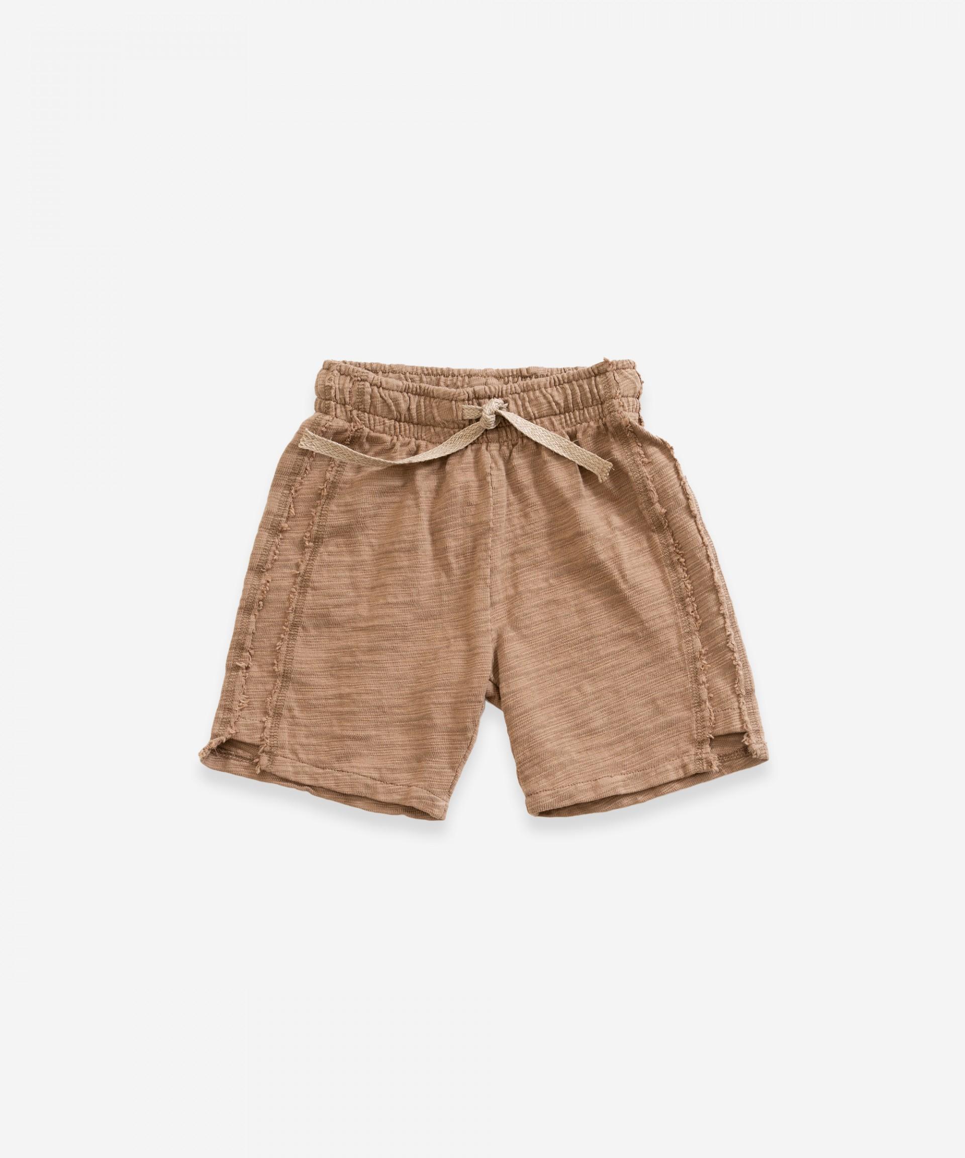 Pantaloncini in maglia | Weaving