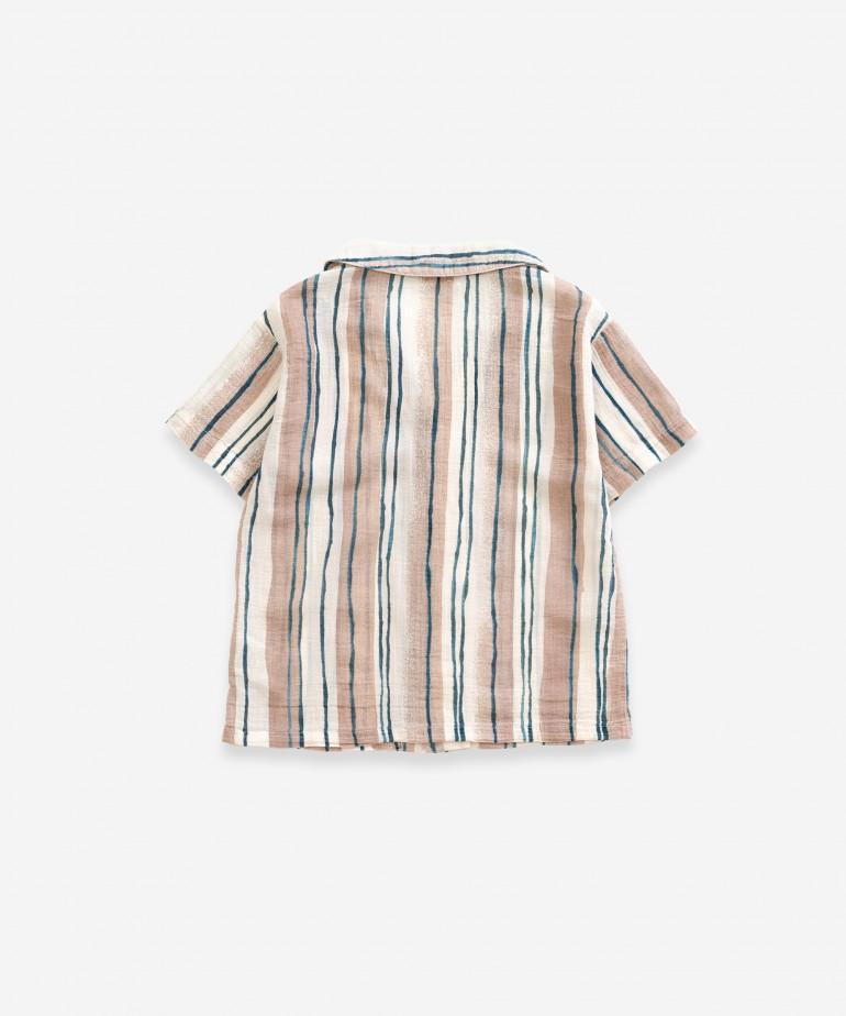Fabric shirt