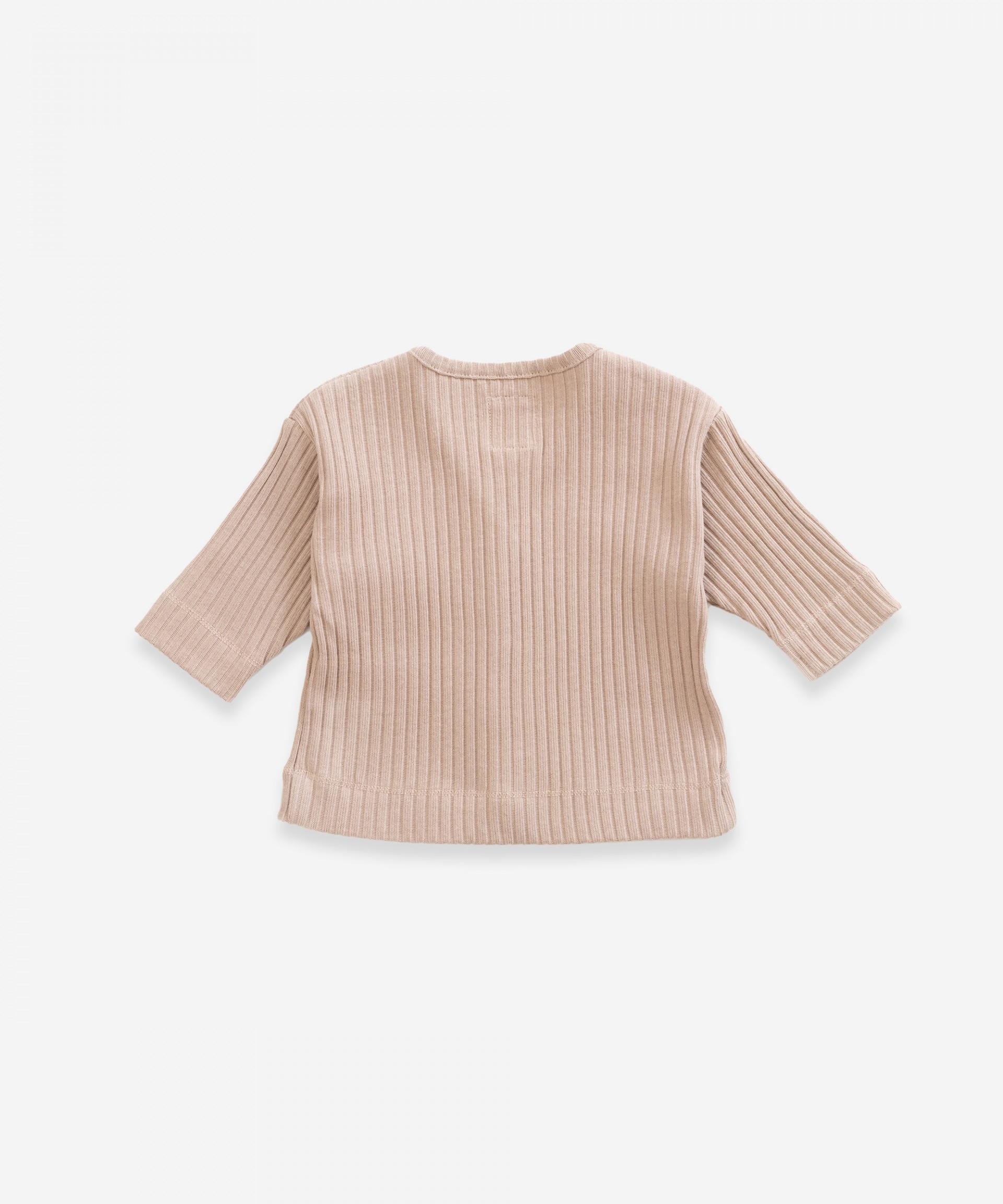 Golfino in maglia | Weaving