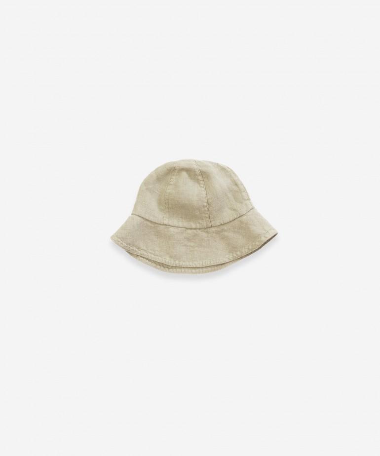 Chapéu de linho