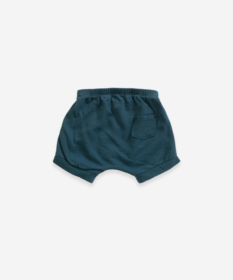 Shorts with pocket