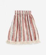 Falda de algodón | Weaving