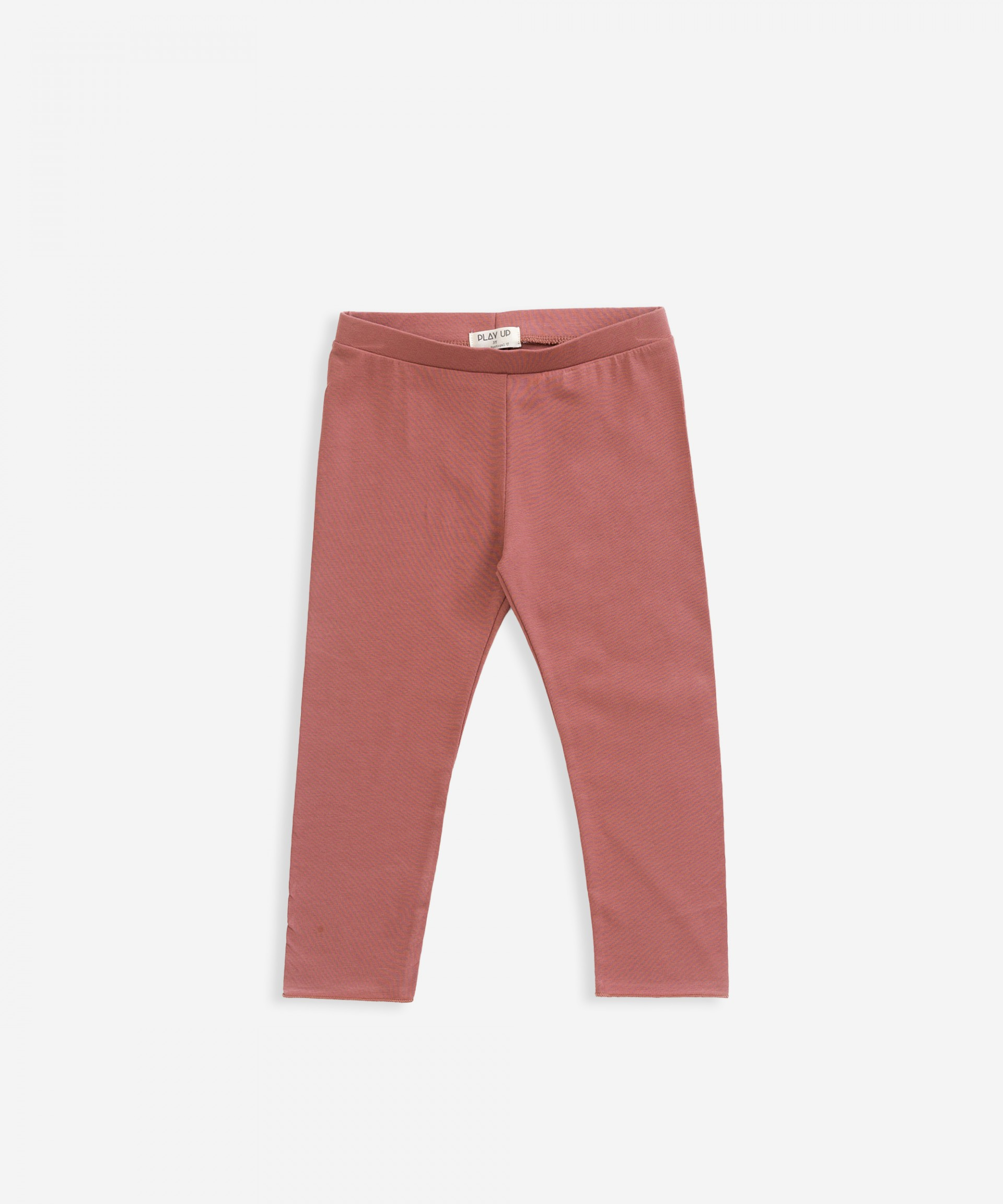 Leggings with elasticated waist | Weaving