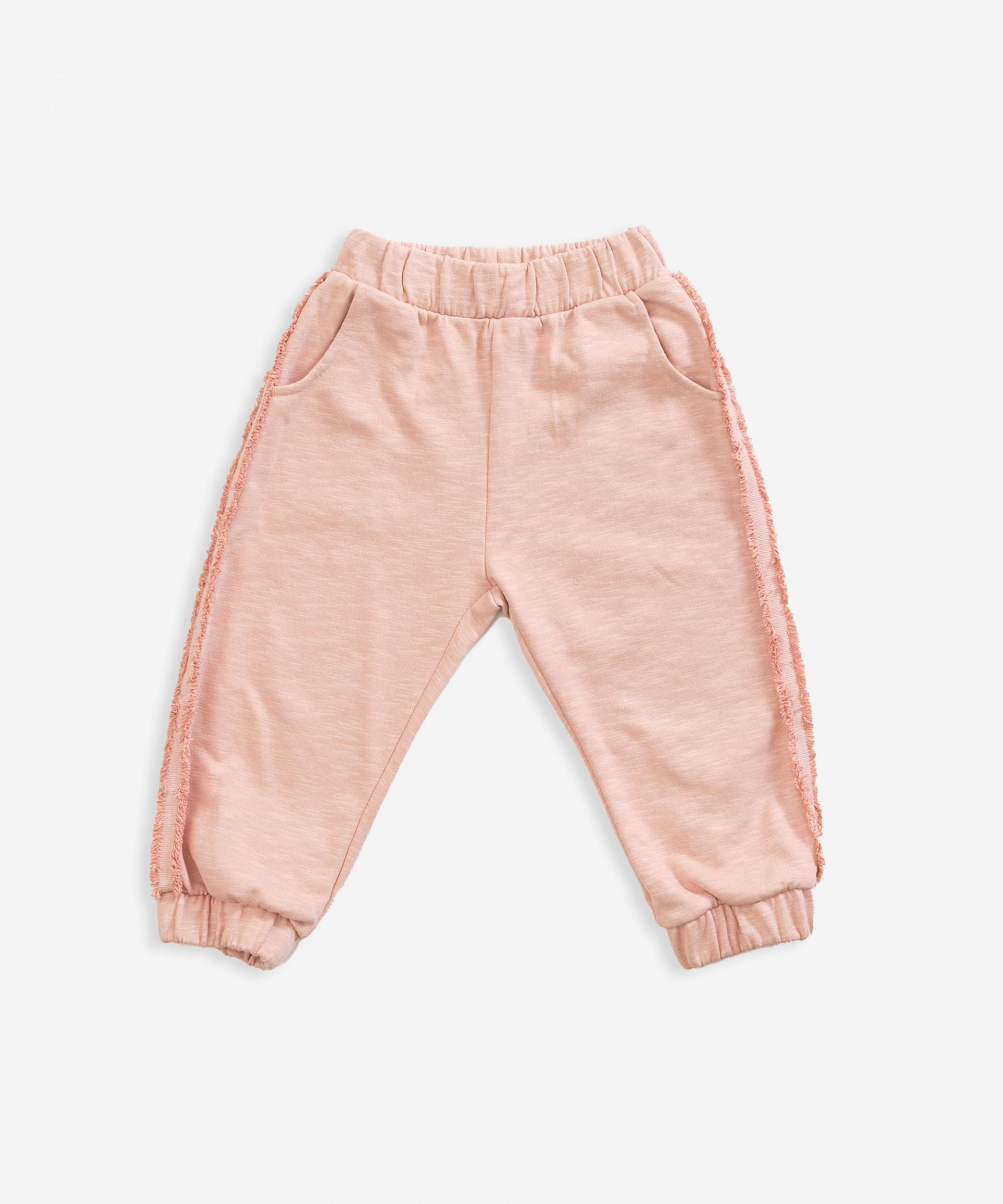 Pantaloni in maglia con tasche | Weaving