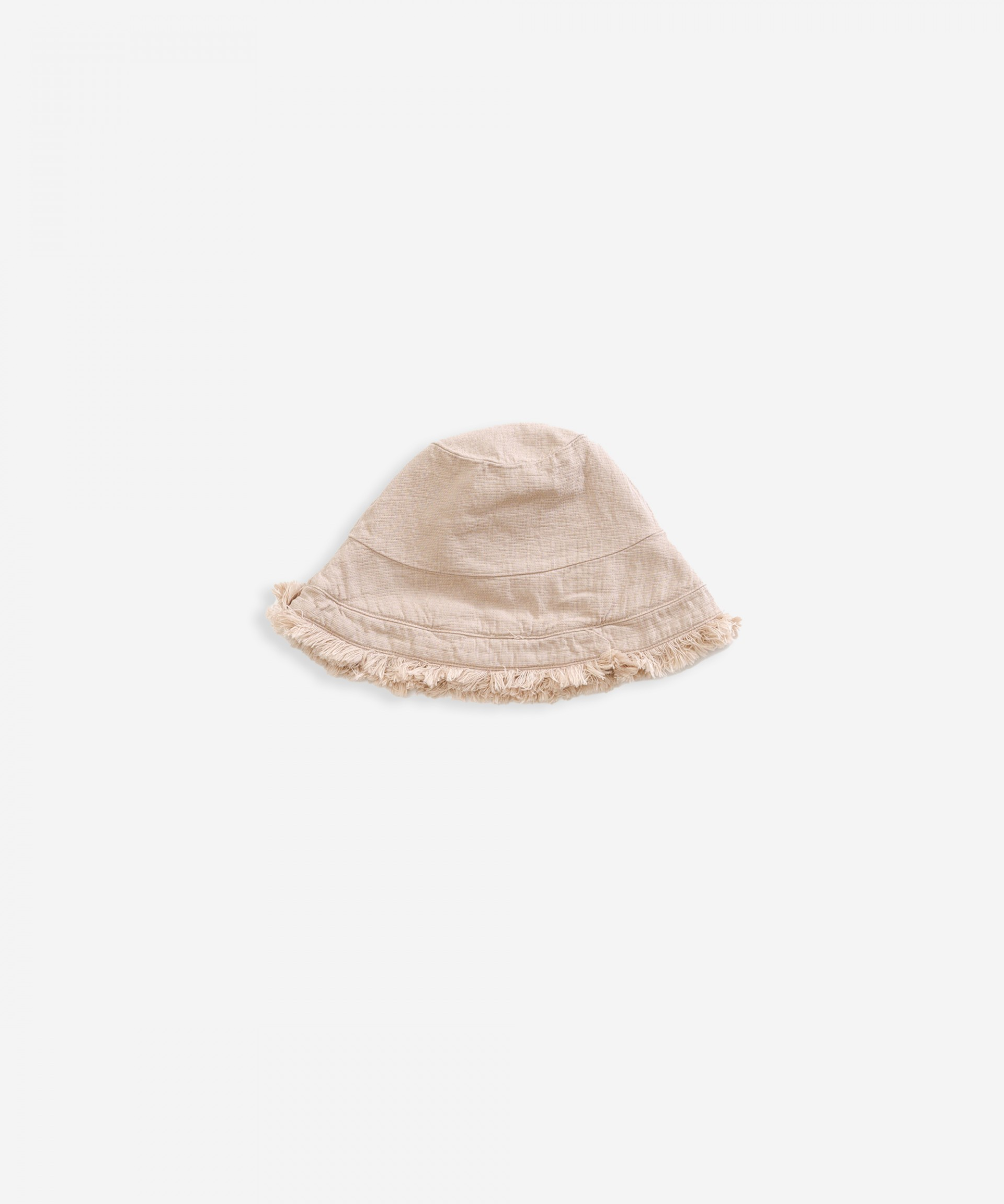 Linen hat | Weaving