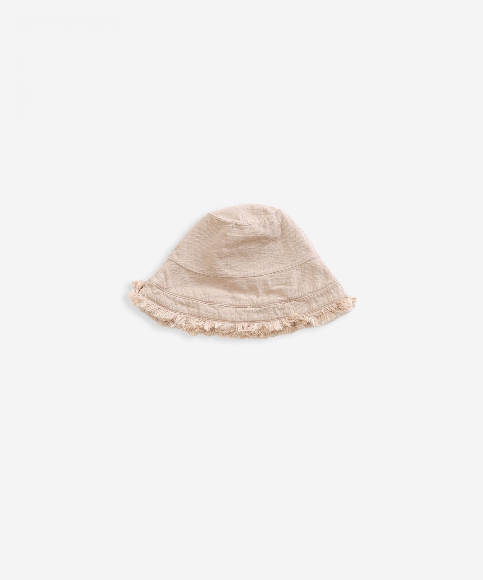 Sombrero de lino | Weaving