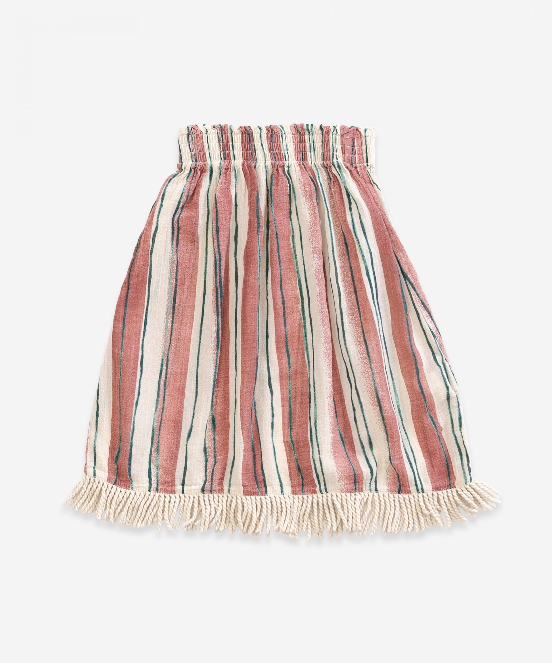 Skirt in cotton | Weaving