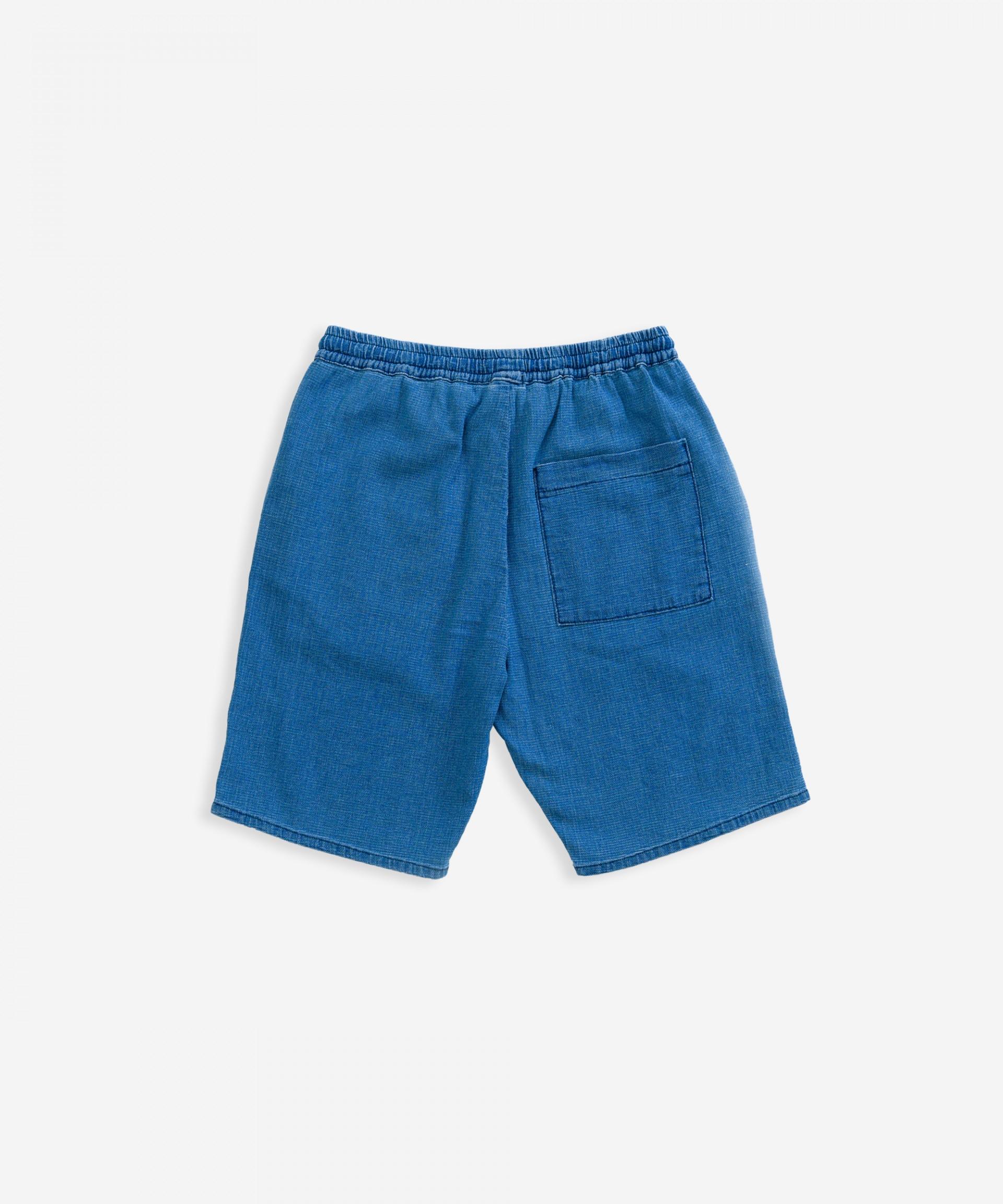 Pantaloncini  di jeans con tasche | Weaving