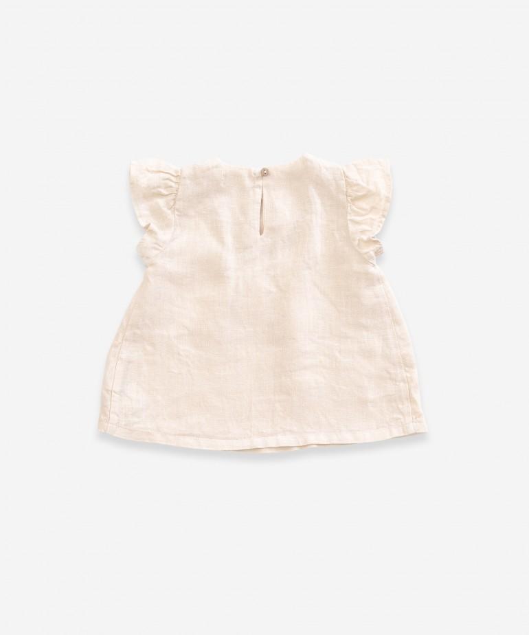 Tunica di lino