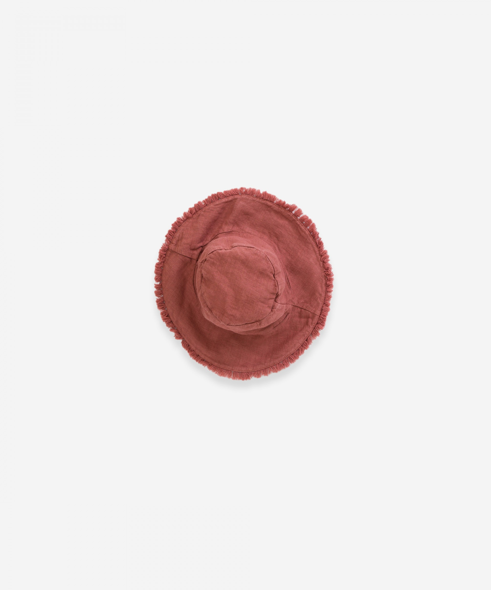 Linen hat | Weaving