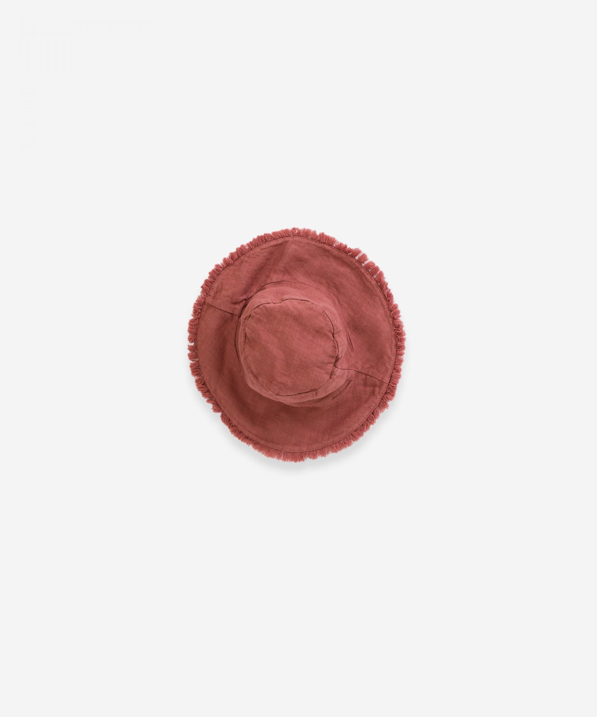 Chapéu de linho | Weaving