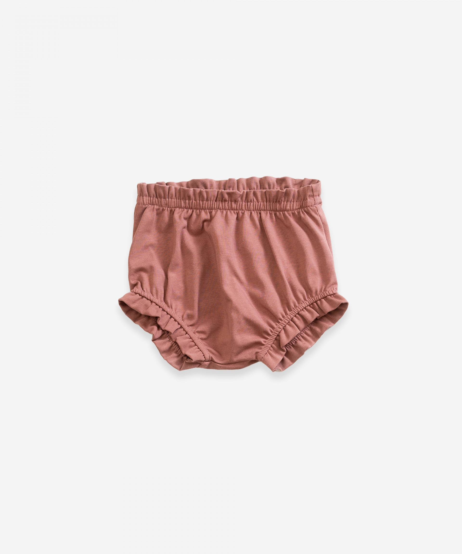 Cueca com cintura elástica | Weaving