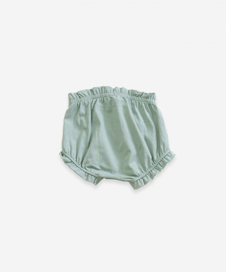 Organic cotton underwear