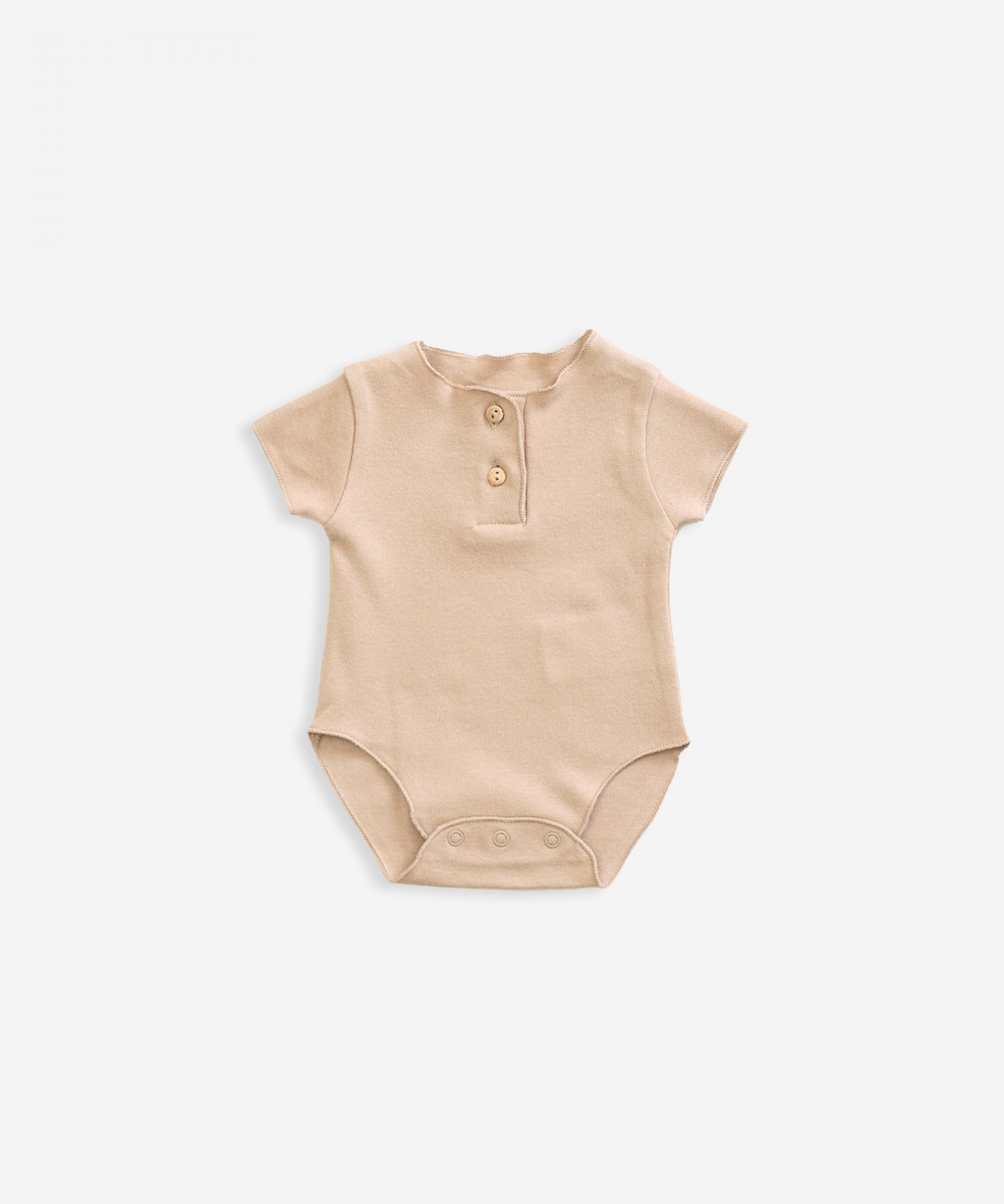 Body in organic cotton | Weaving