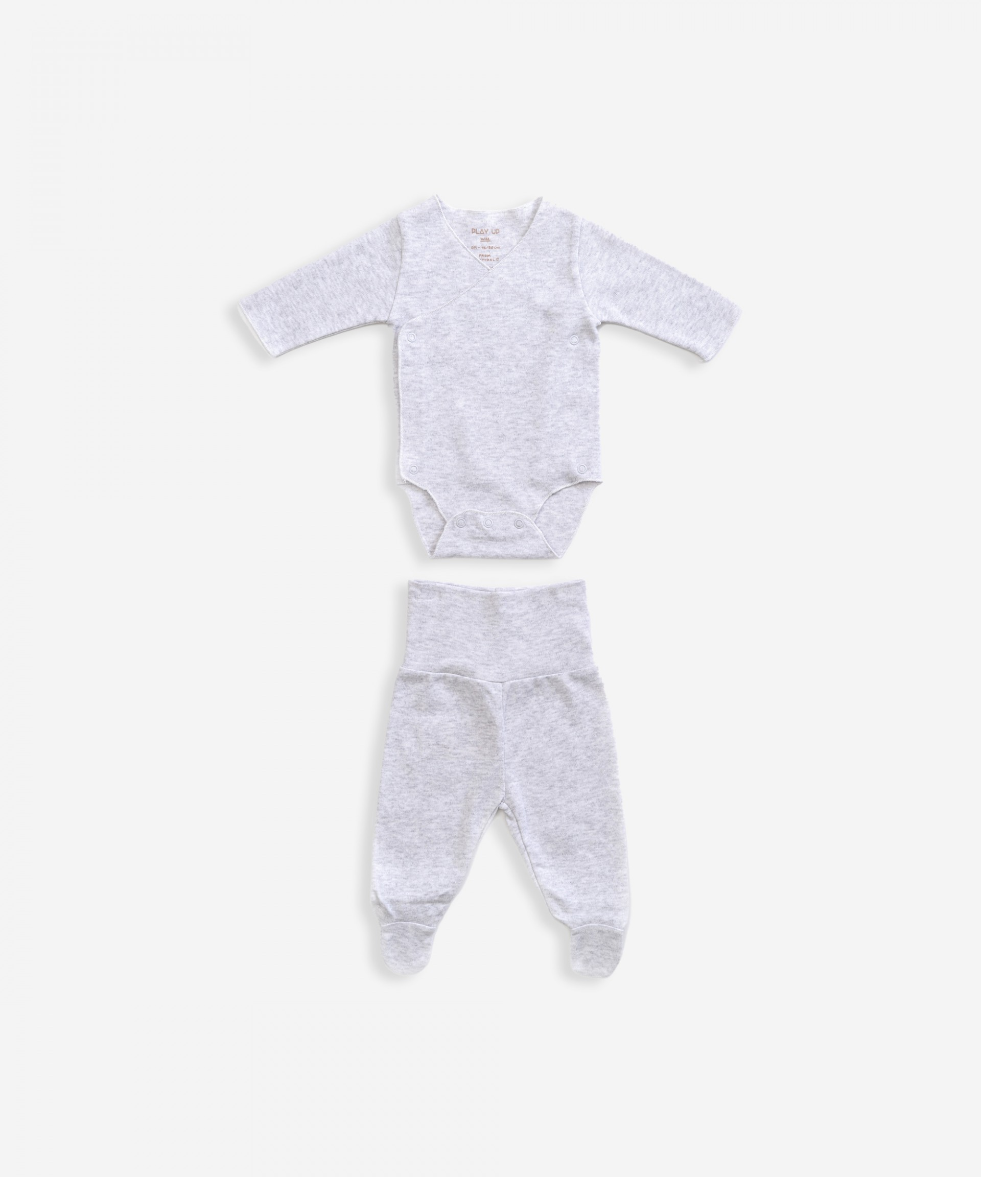 Set in organic cotton | Weaving