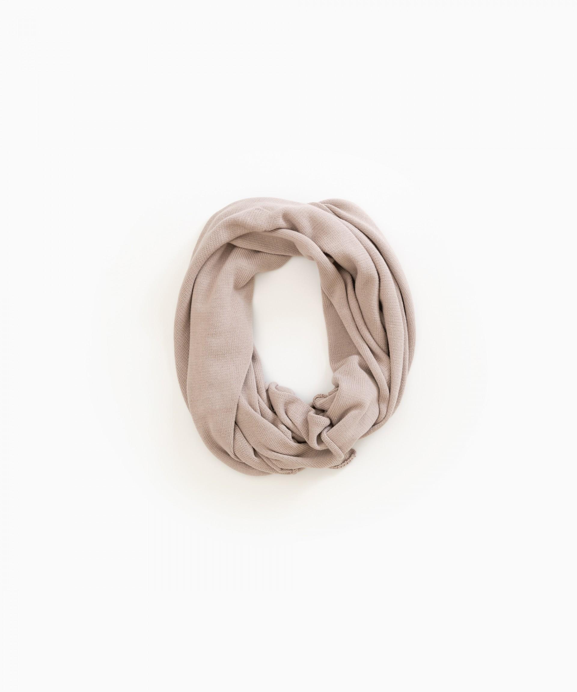 Manta tricotada em algodão orgânico | Weaving