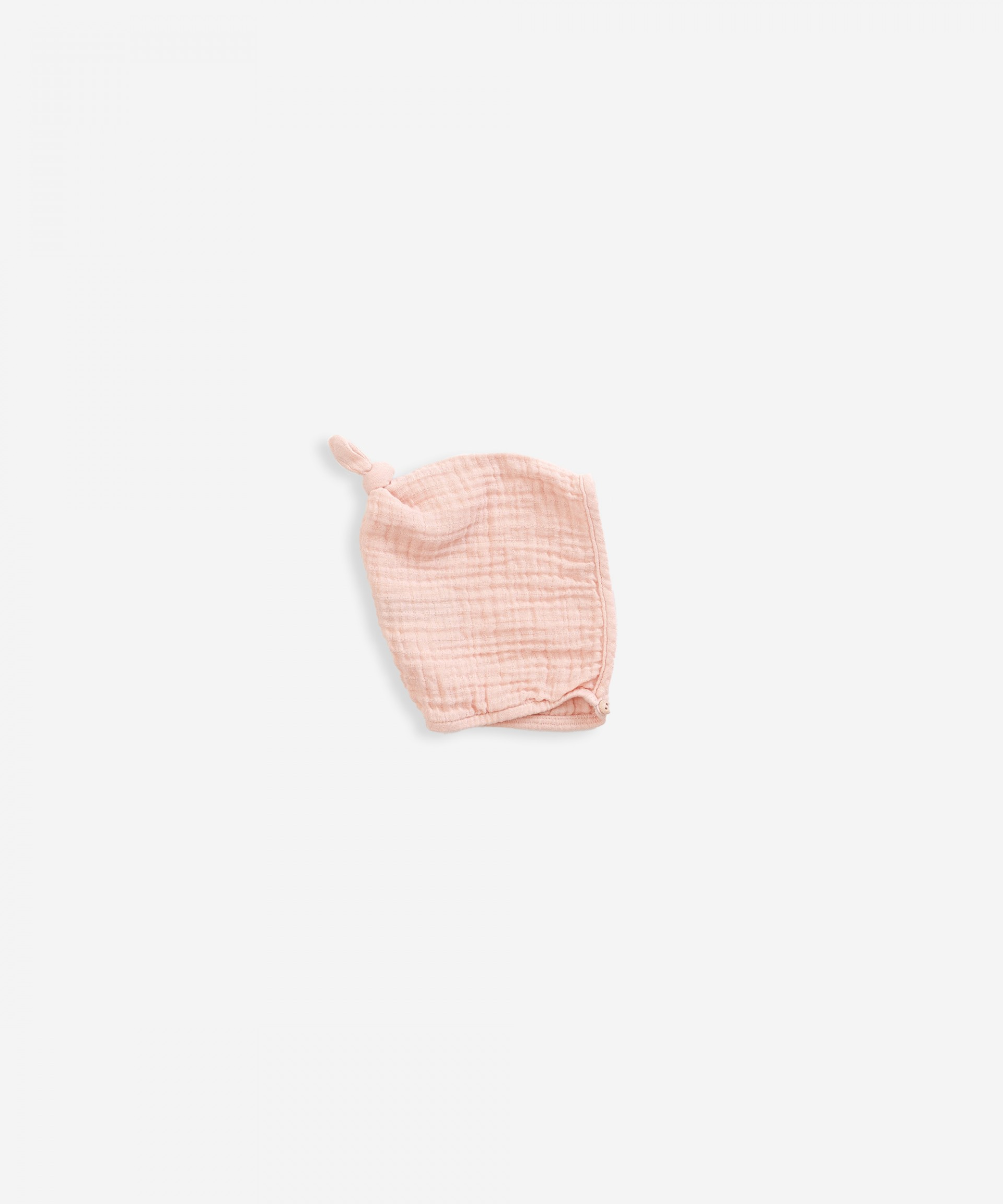 Gorro tricotado de algodón orgánico |Weaving