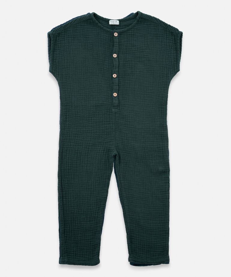 Fabric jumpsuit