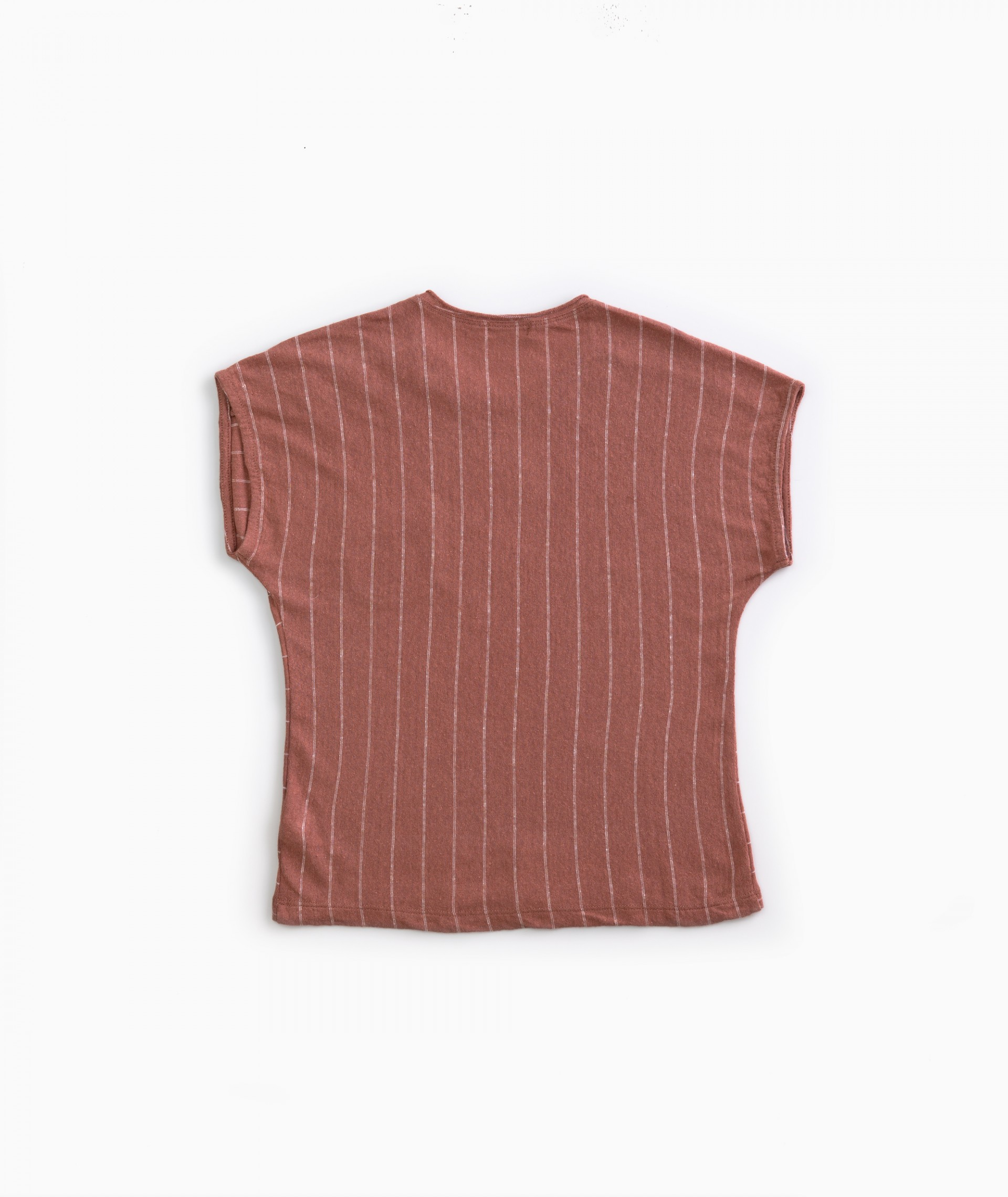 T-shirt cotton-linen | Weaving