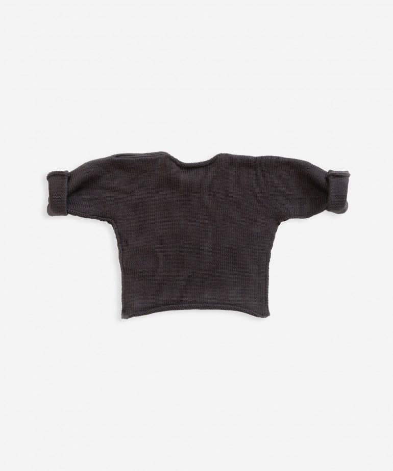 Camisola tricot