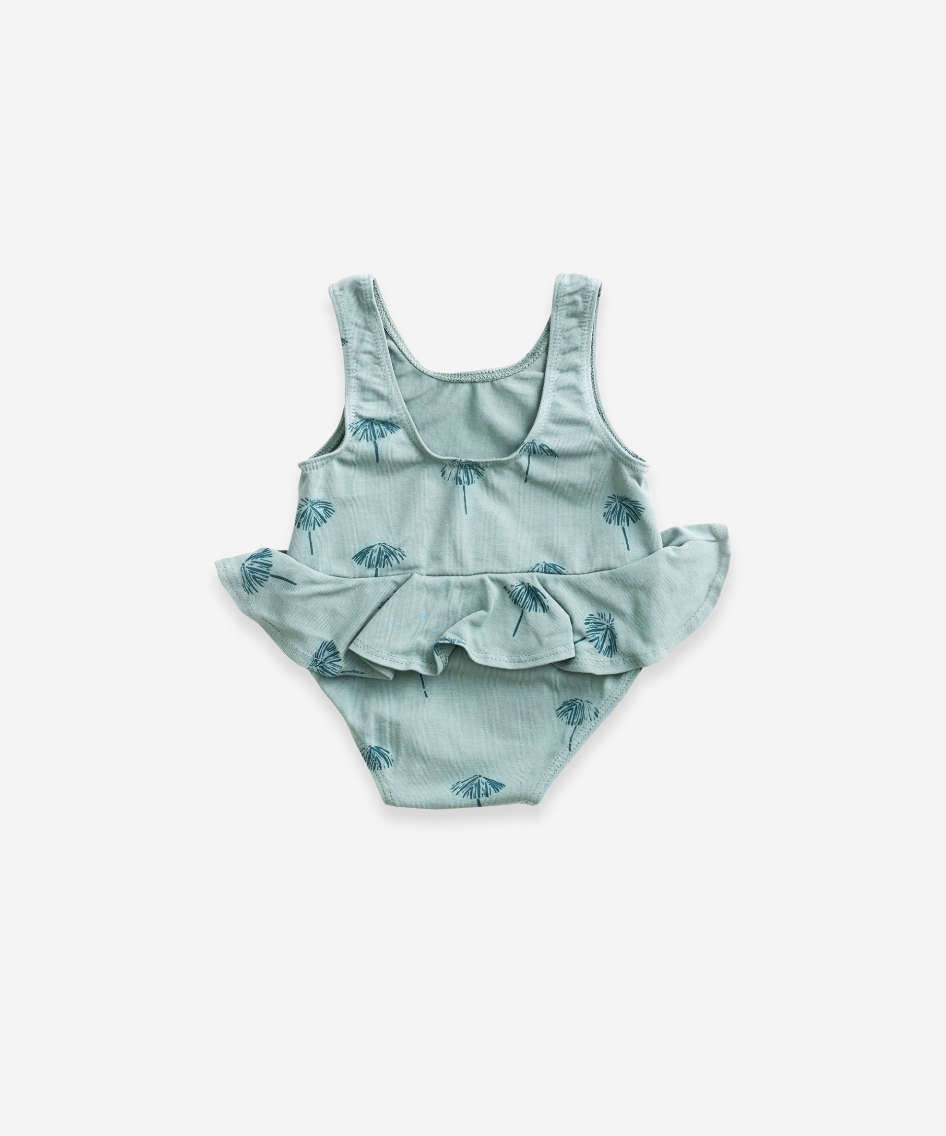Swimsuit in organic cotton | Weaving