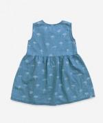 Dress in linen | Weaving