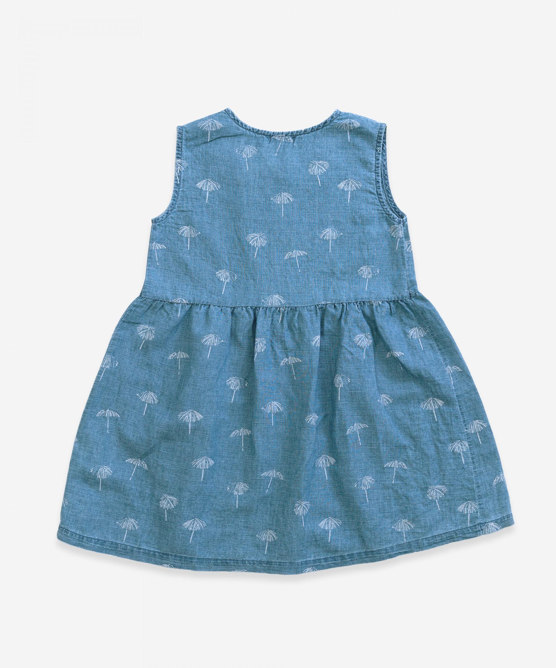 Vestido de lino | Weaving