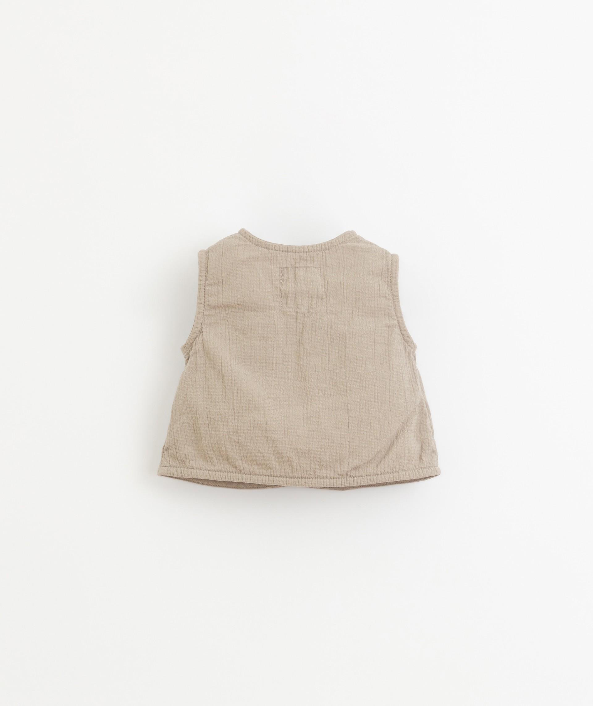 Blusa de tecido | Botany
