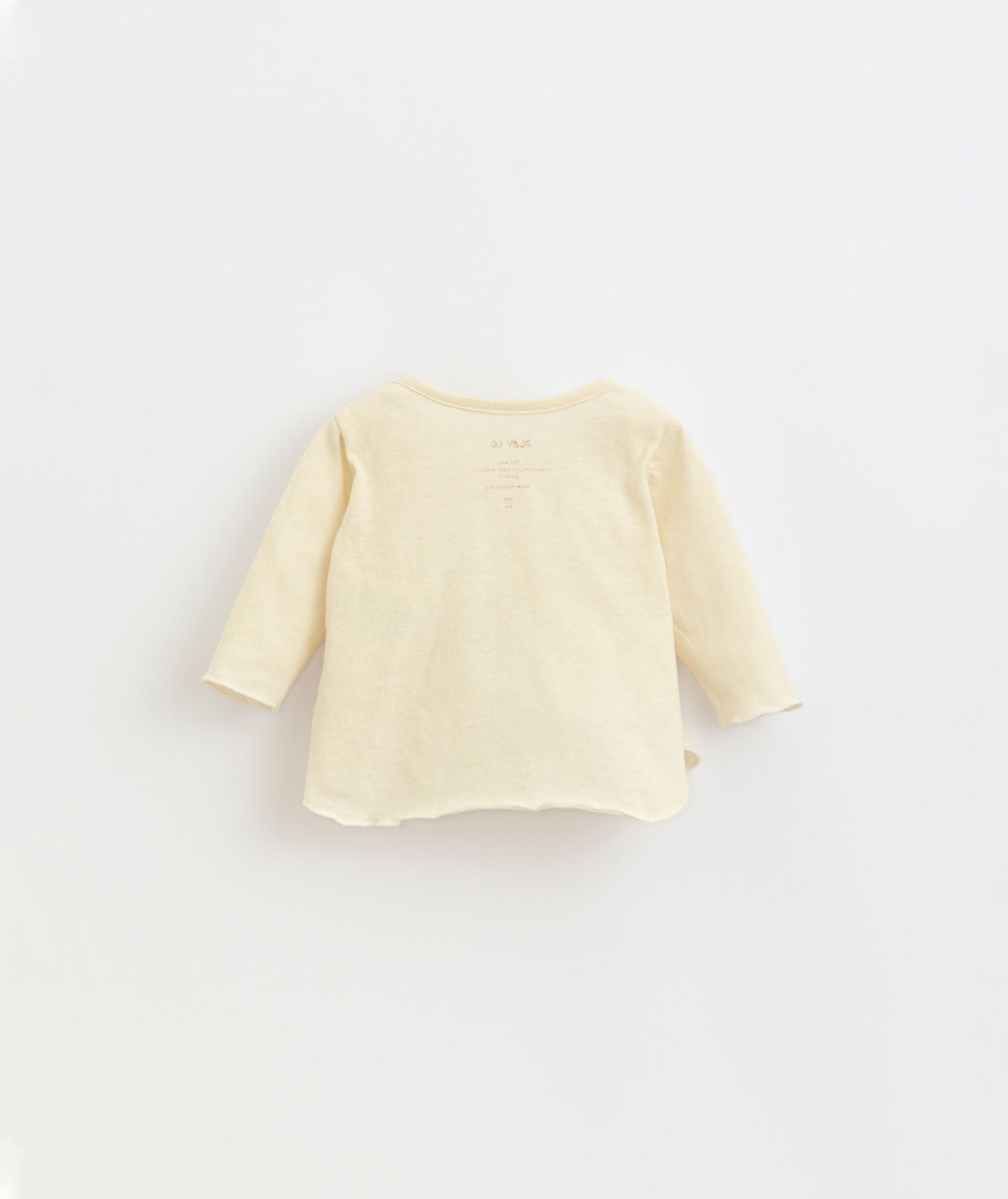 T-shirt with a pocket | Botany