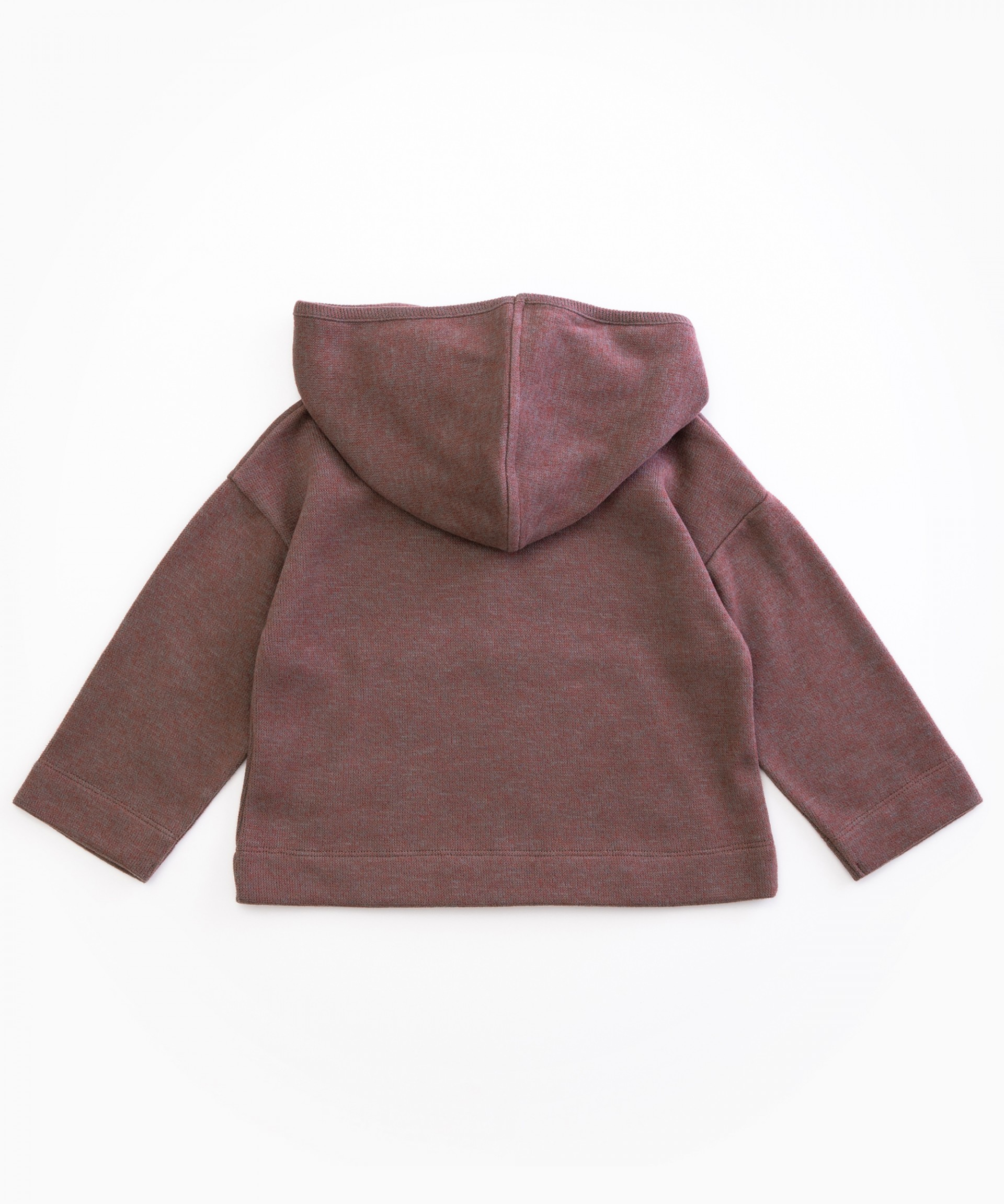 Maglia in cotone con cappuccio | Woodwork