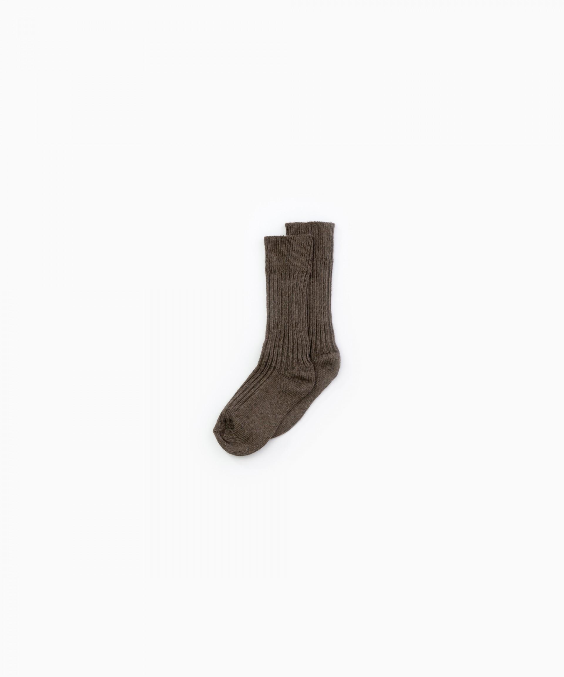 Long socks | Woodwork