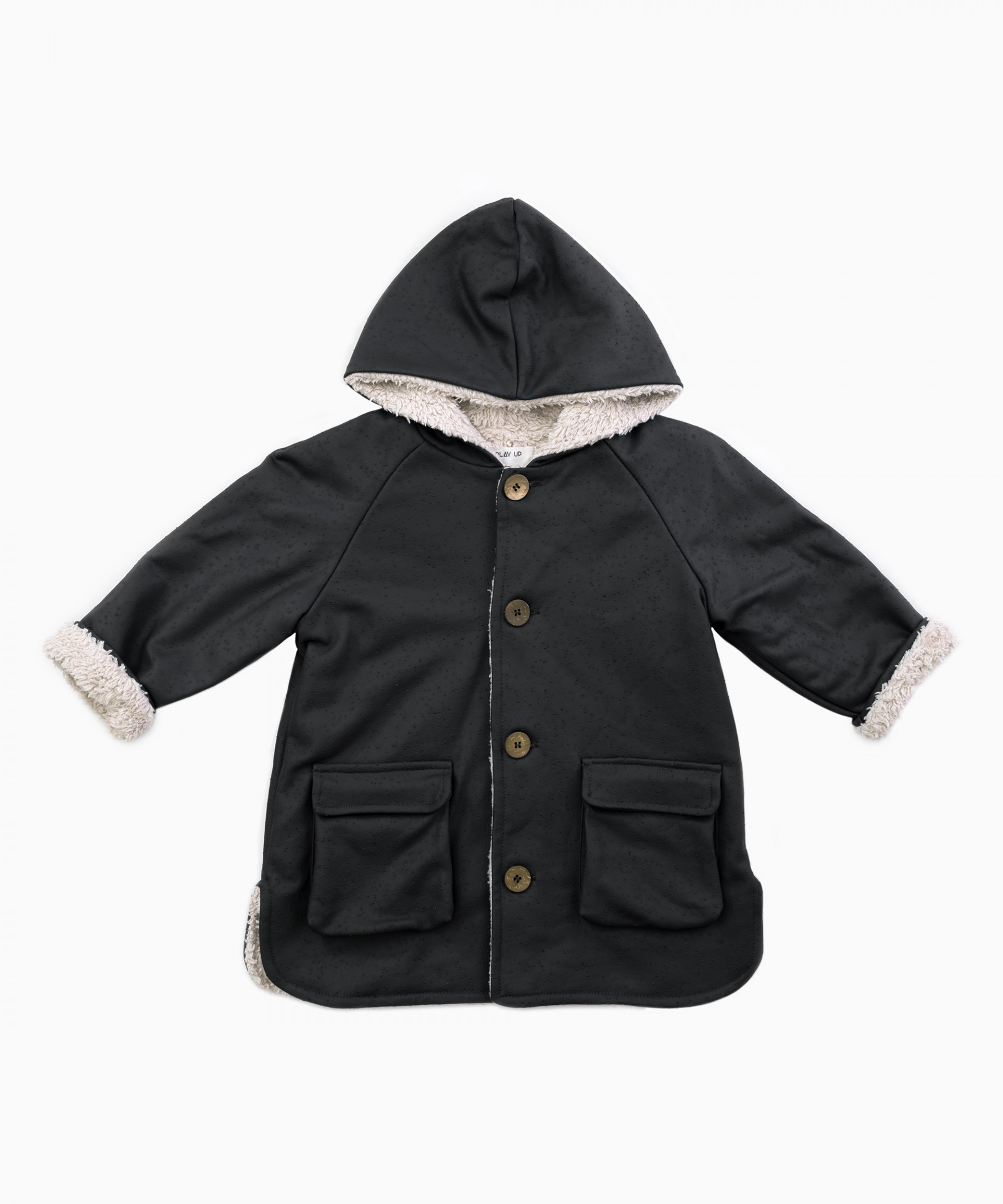 Chaqueta impermeable con capucha | Woodwork