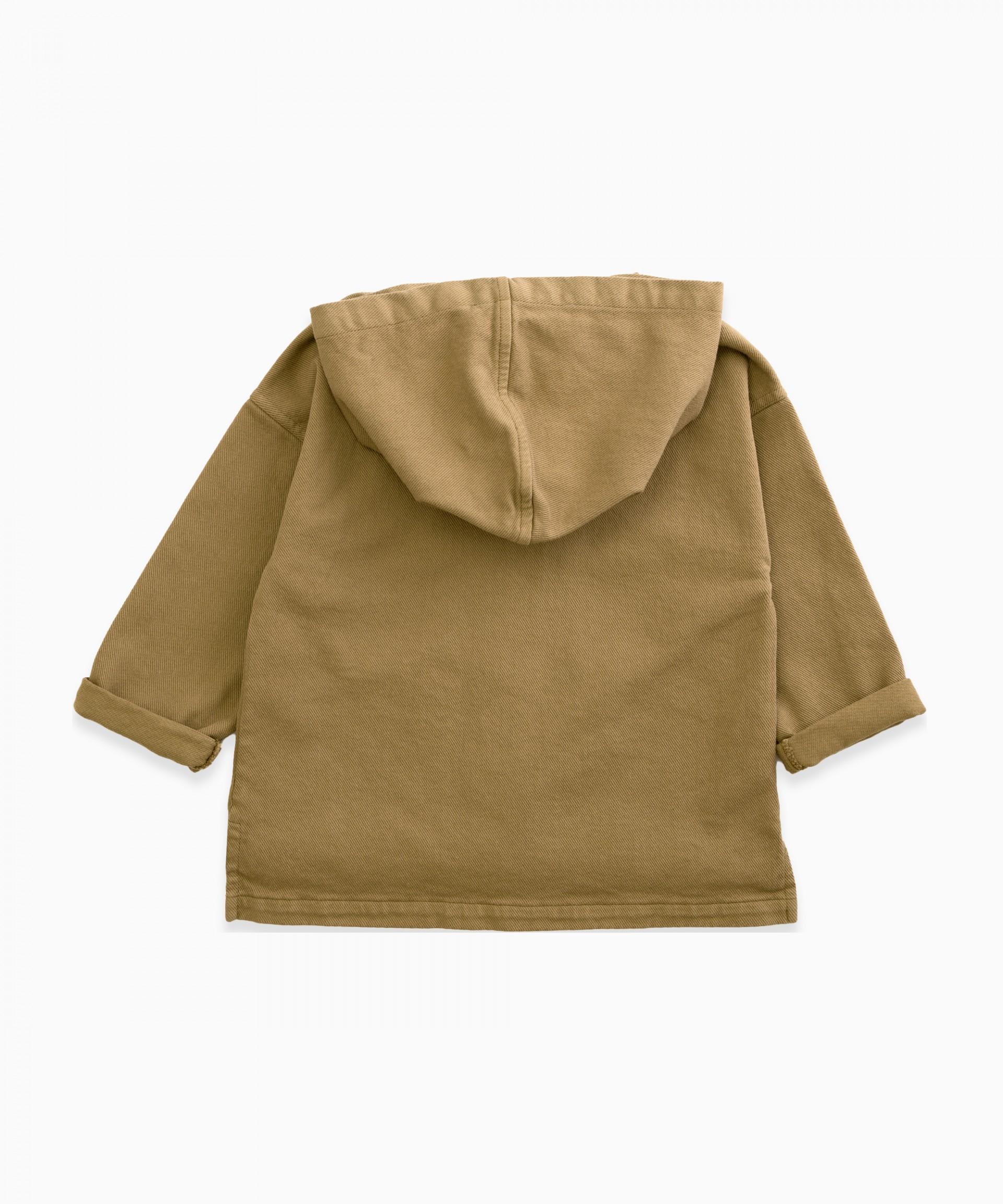 Serge shirt | Woodwork