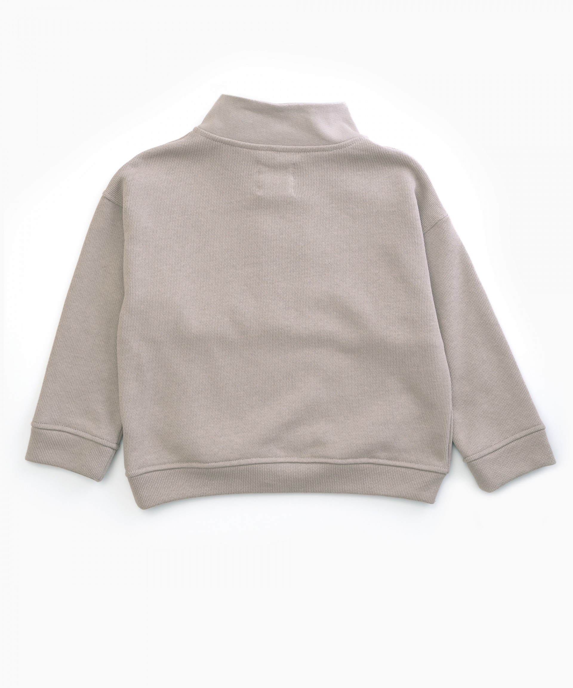 Sweater with a pocket | Woodwork
