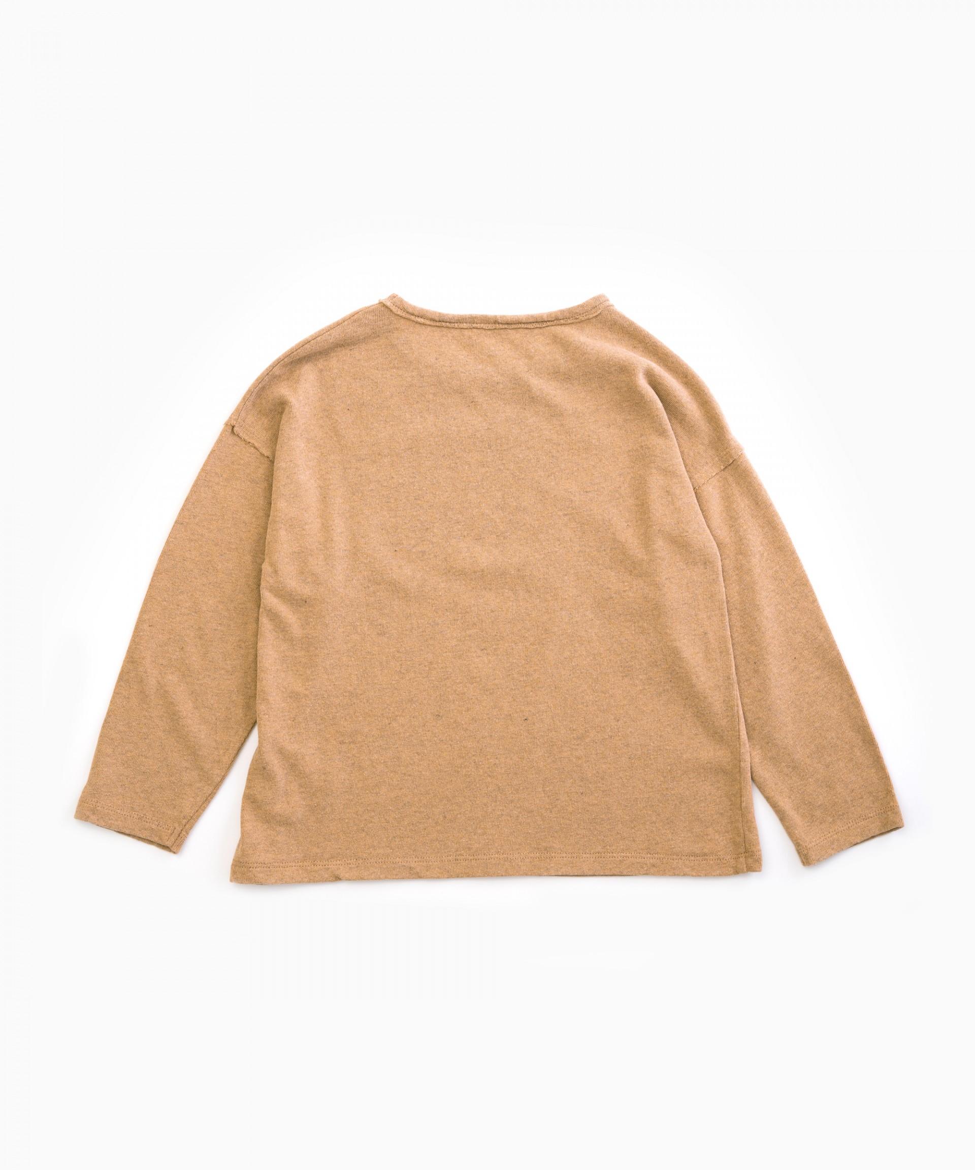 T-shirt com estampado | Woodwork