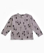 T-shirt com fibras recicladas | Woodwork