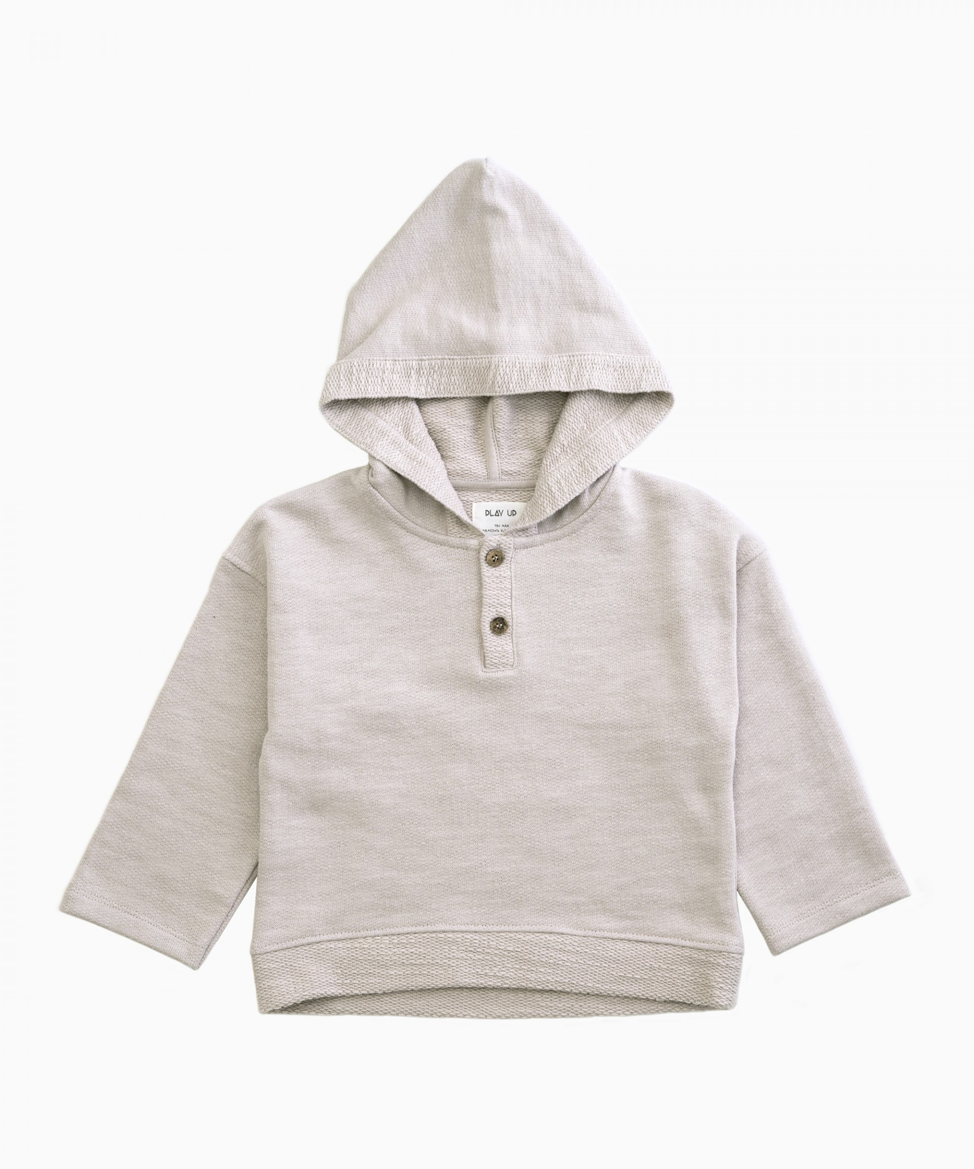 Hooded sweater | Woodwork