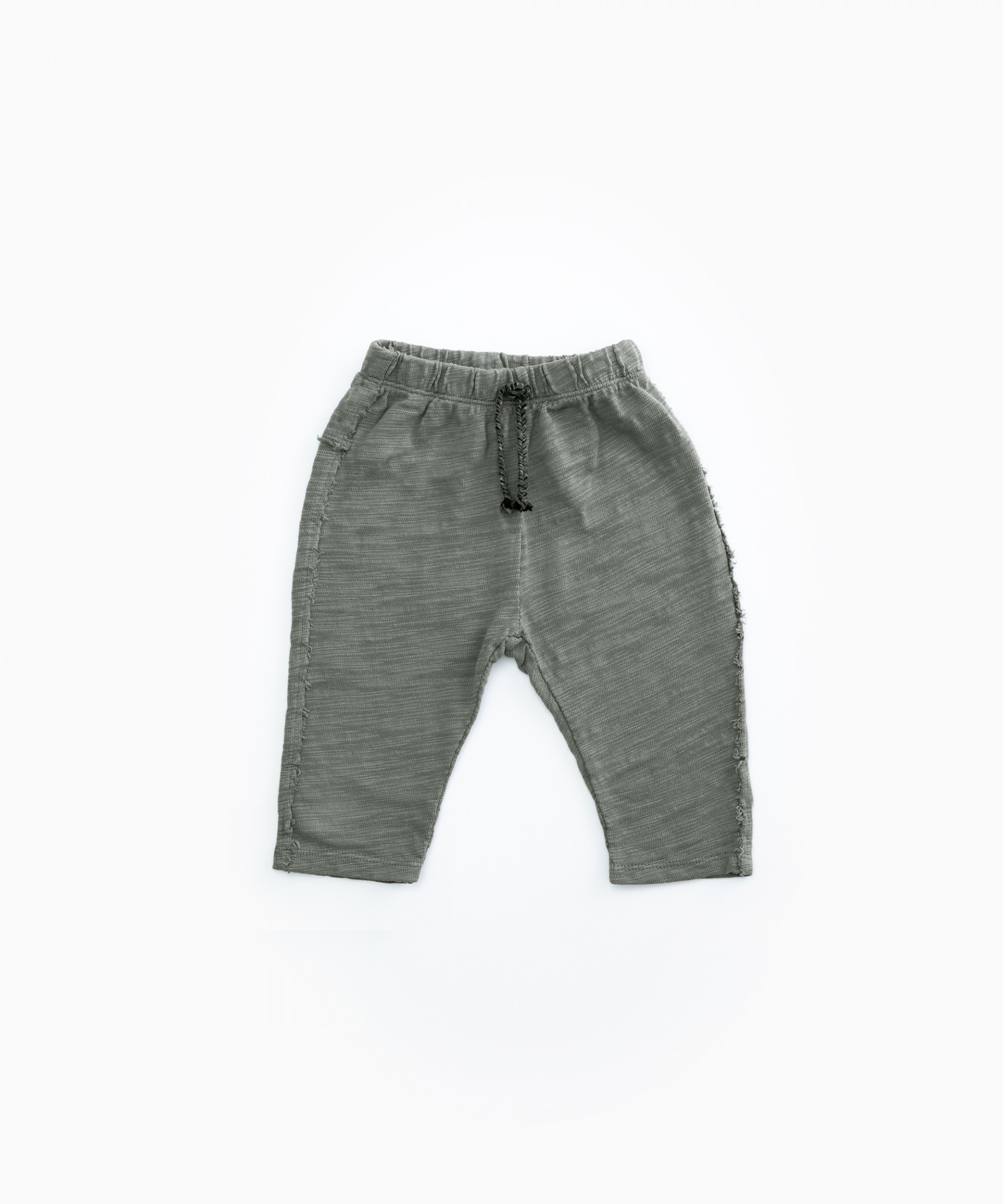 Trousers in cotton | Woodwork