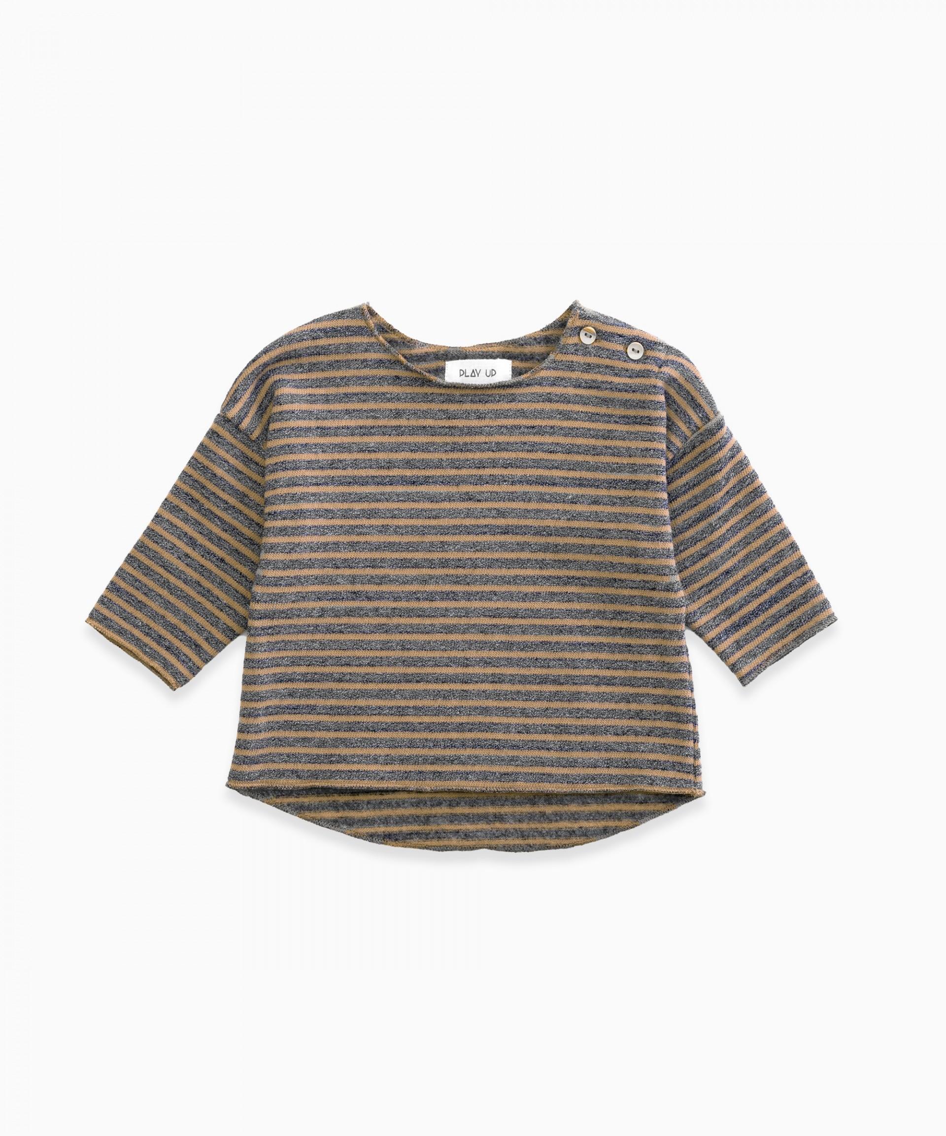 Jersey de rayas | Woodwork