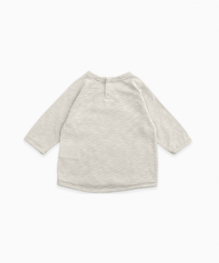 Jersey in organic cotton