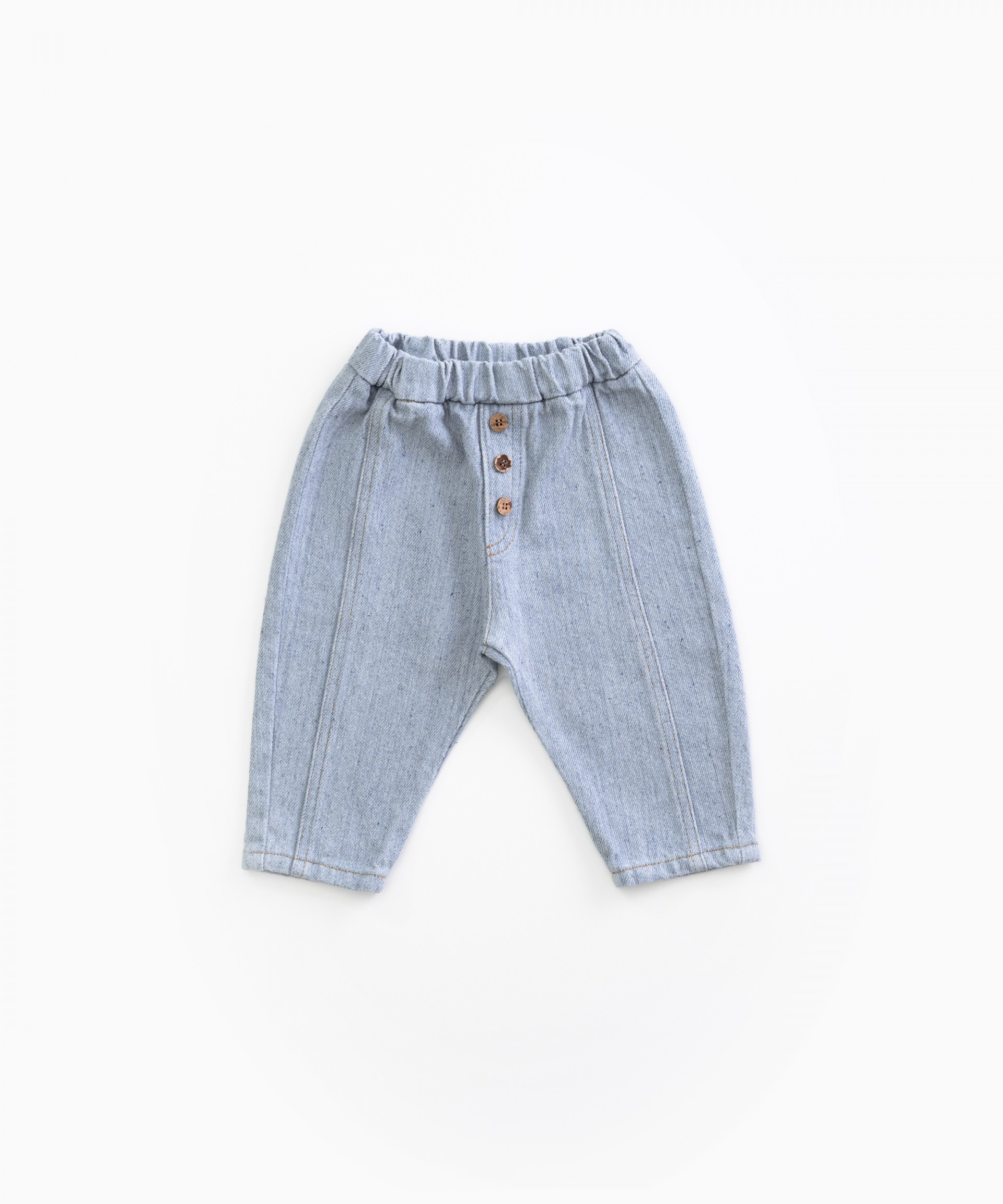 Recycled denim trousers | Woodwork
