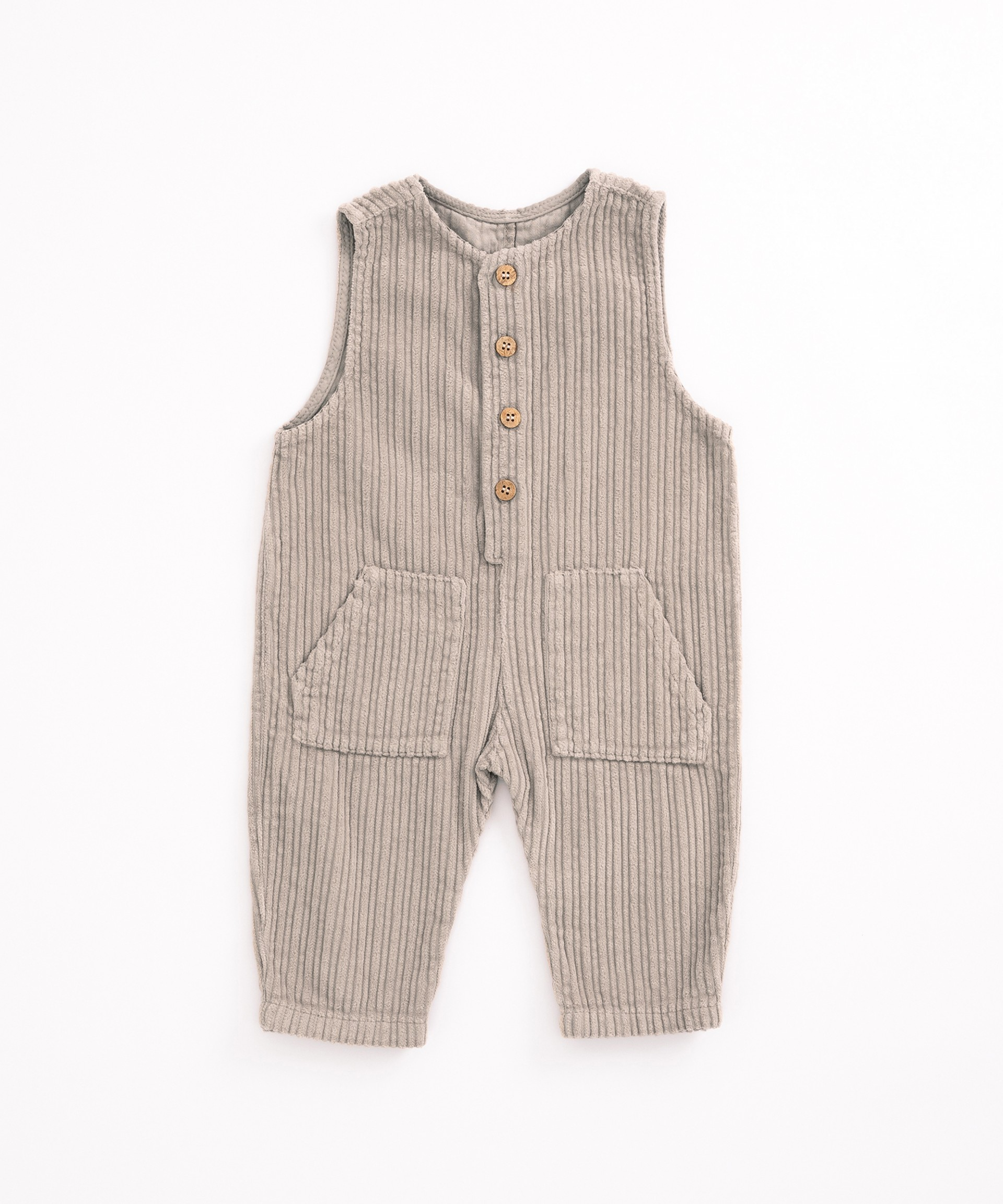 Jumpsuit with pockets | Woodwork