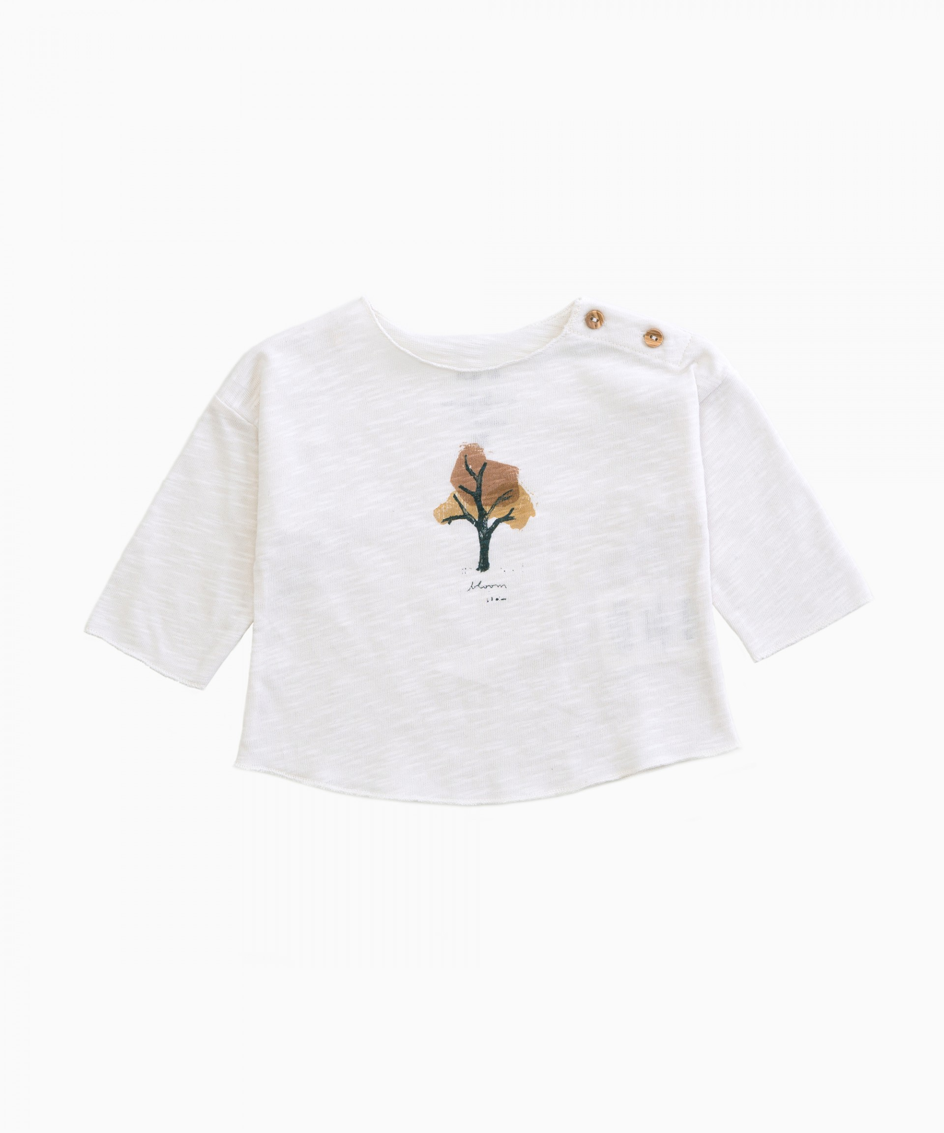 Printed T-shirt | Woodwork