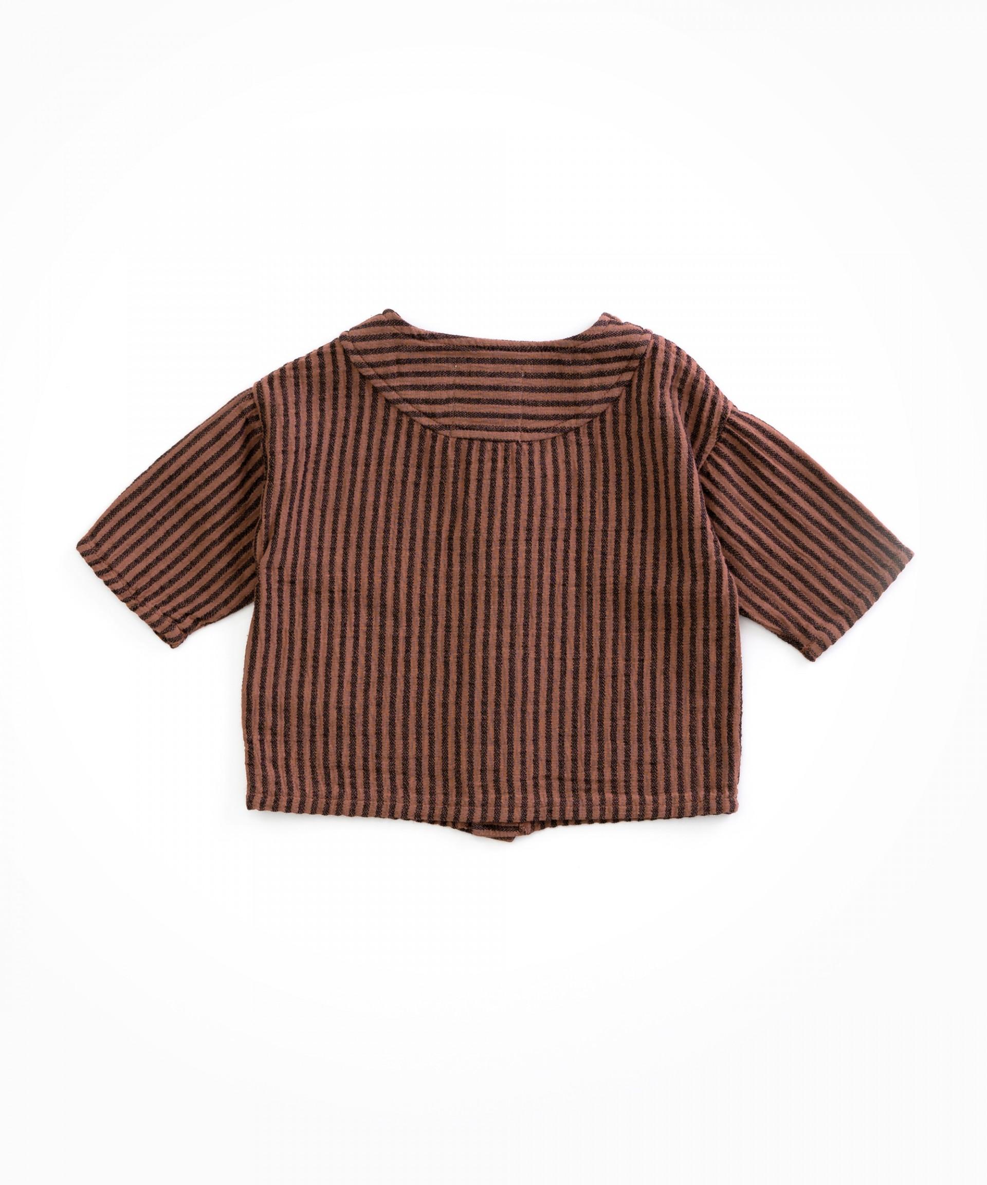 Camicia in tessuto | Woodwork