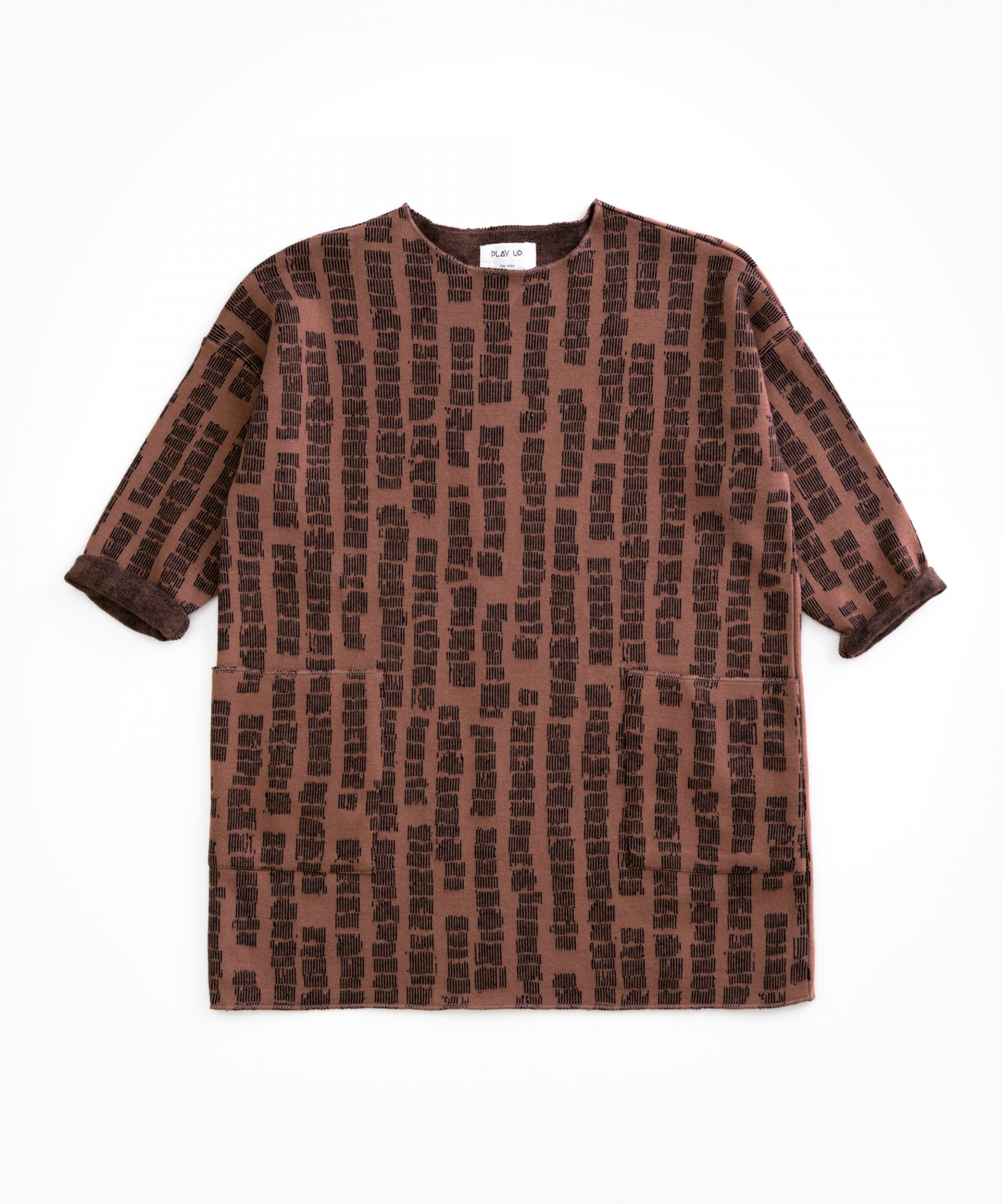 Vestido com bolsos | Woodwork
