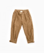 Corduroy trousers | Woodwork