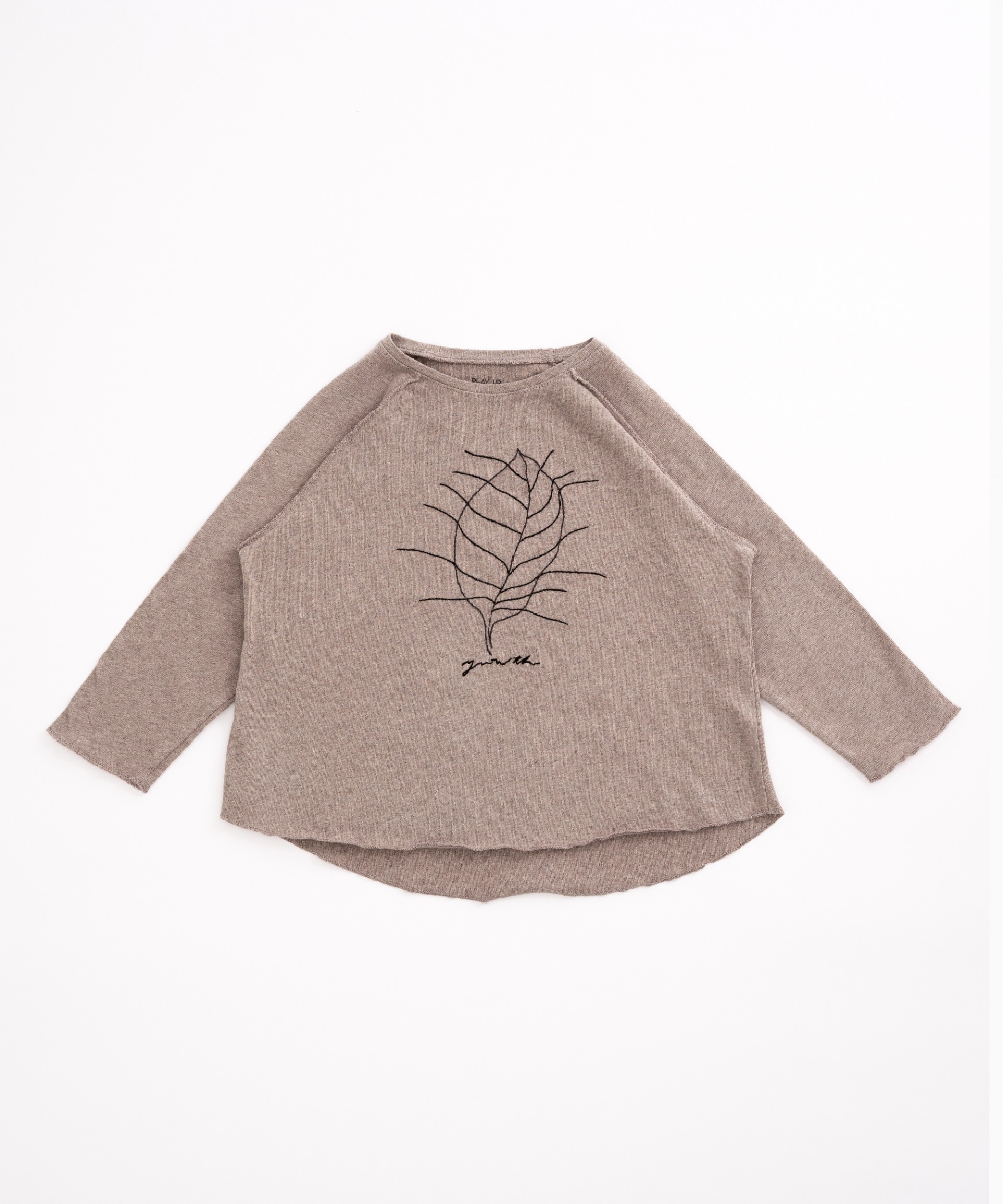 T-shirt with recycled fibres | Woodwork