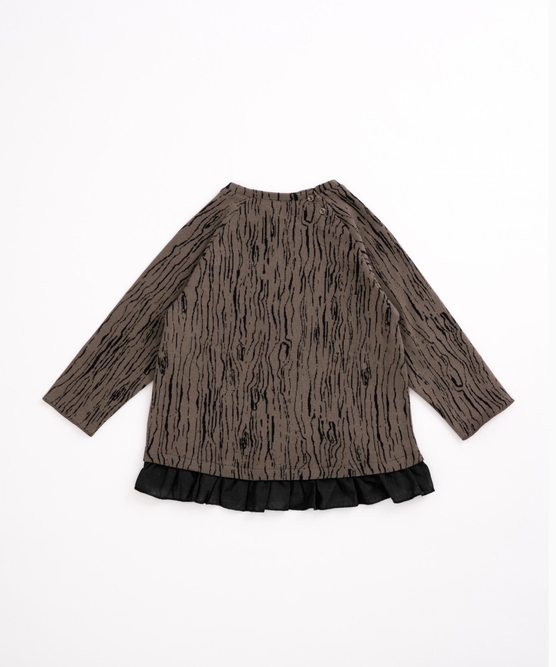 Jersey con patrón | Woodwork