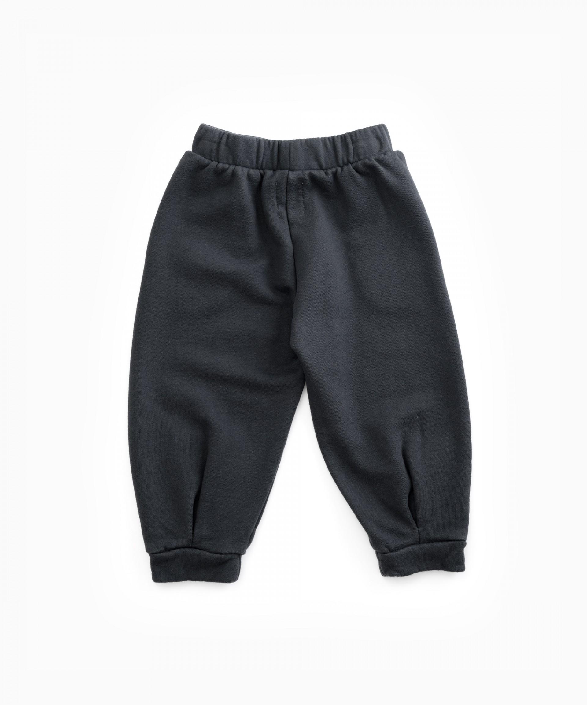 Pantalón con bolsillos | Woodwork