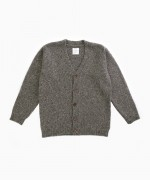 Knitted cardigan | Woodwork